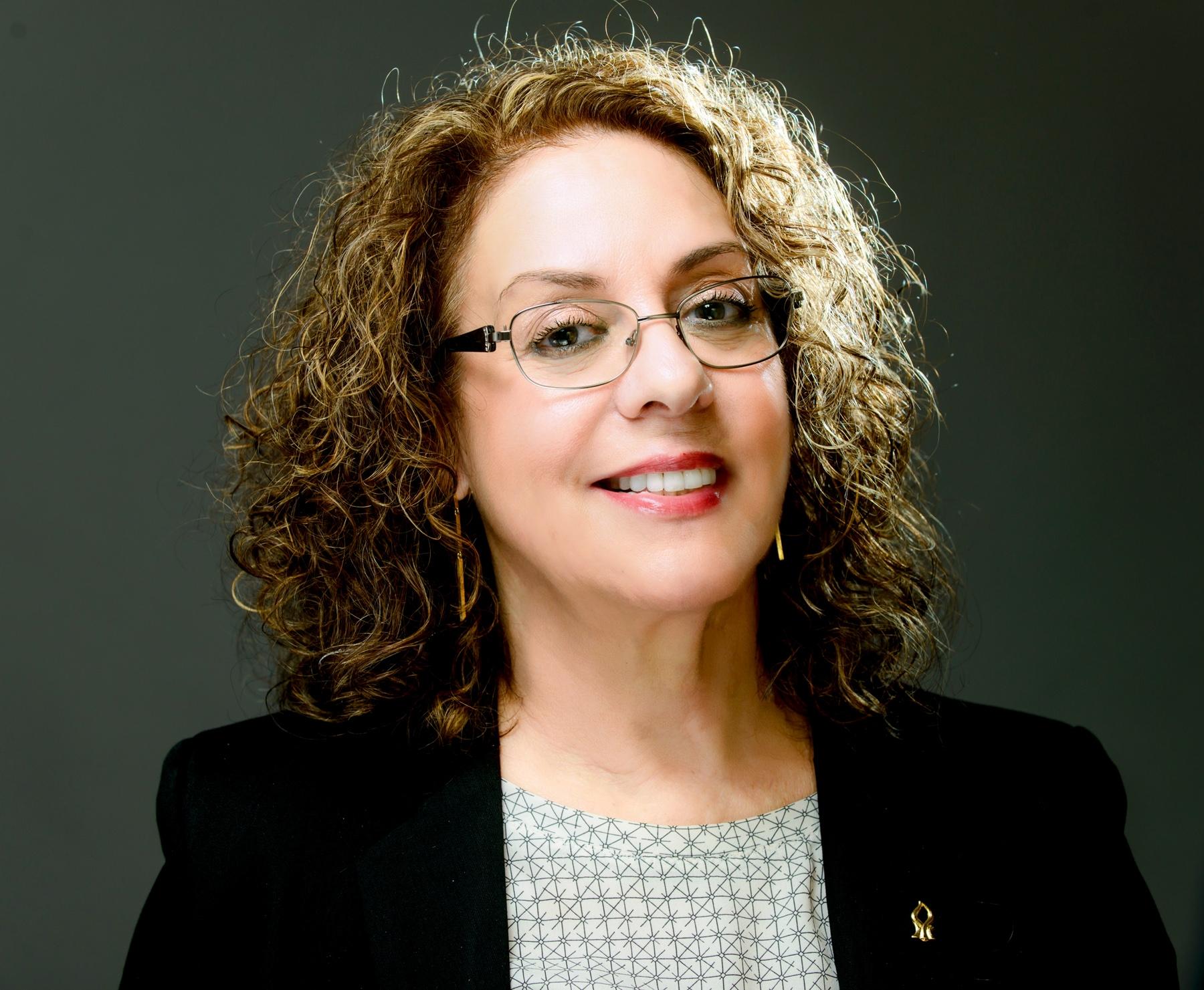 Rivka Carmi, President, Ben-Gurion University of the Negev