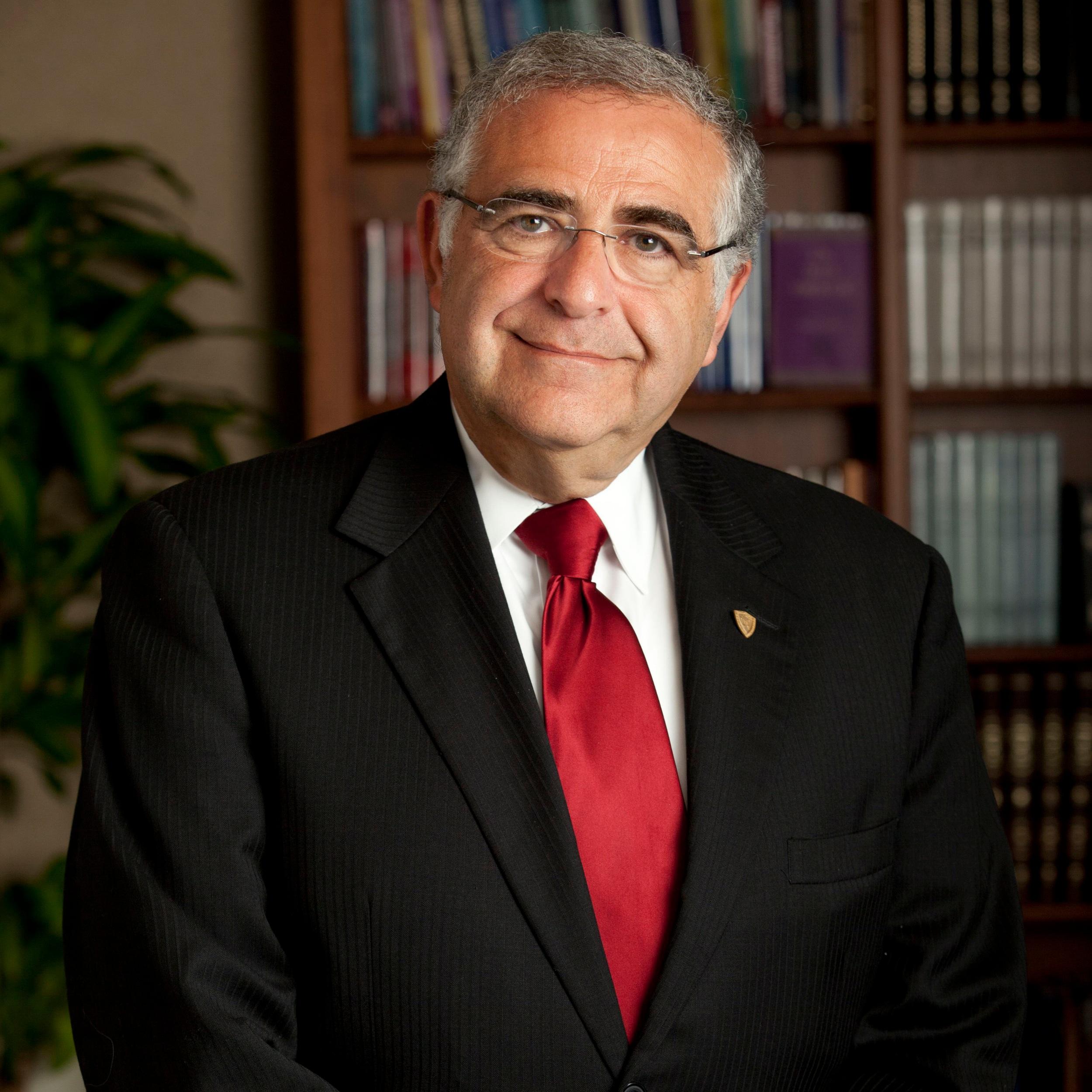 Richard Joel, President Emeritus, Bravmann Family University Professor