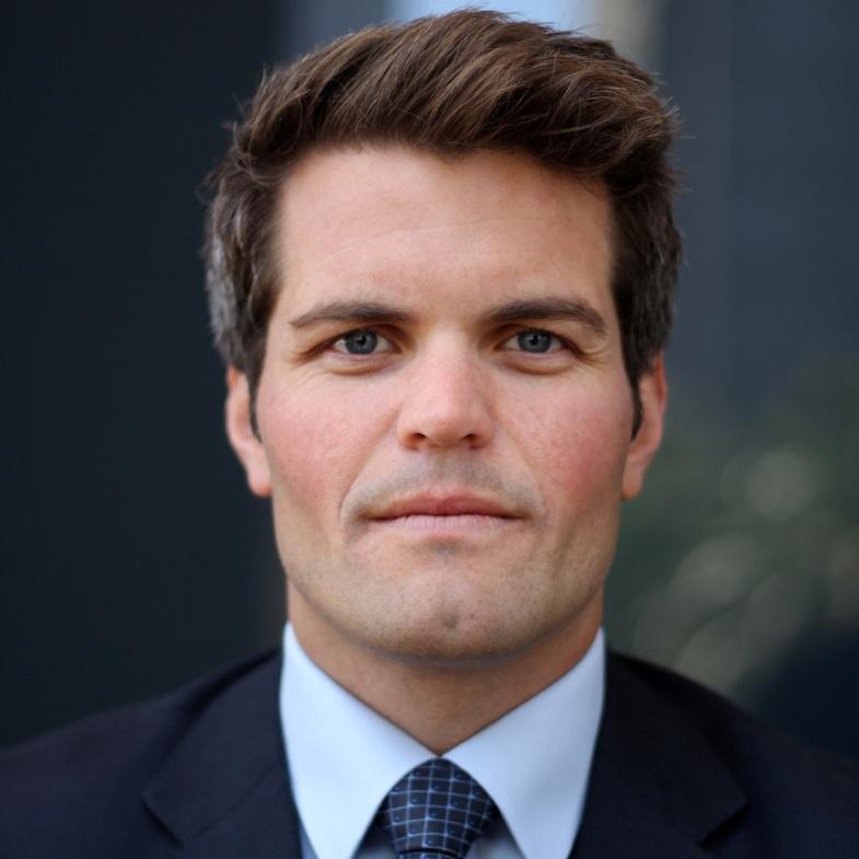 Michael John Williams,  Director,  International Relations Program New York University
