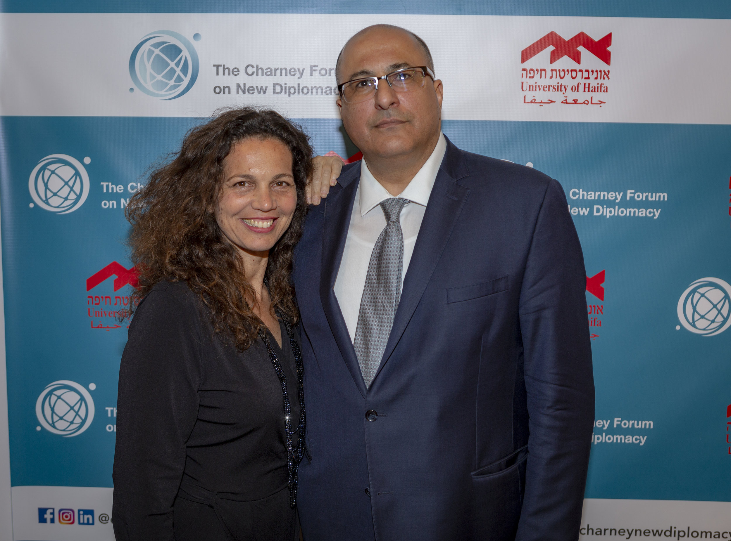 Hila Oren and Ido Aharoni