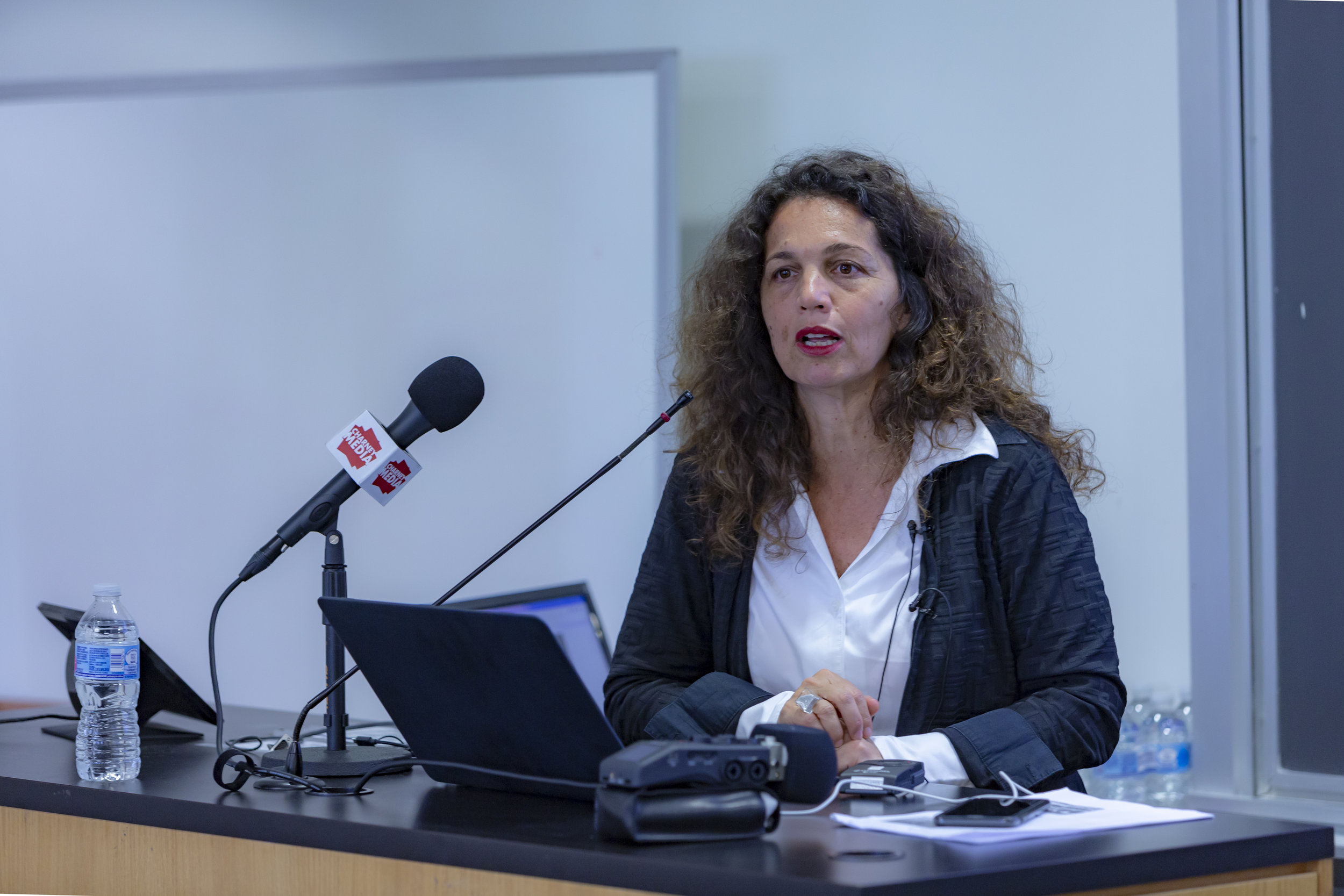 Hila Oren, CEO, The Tel Aviv Foundation; Founder, Tel Aviv Global