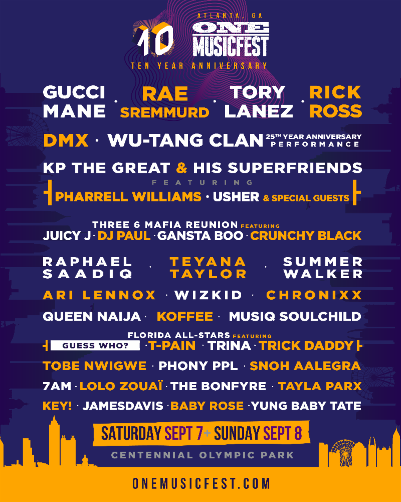 One Music Fest Line Up pic.png