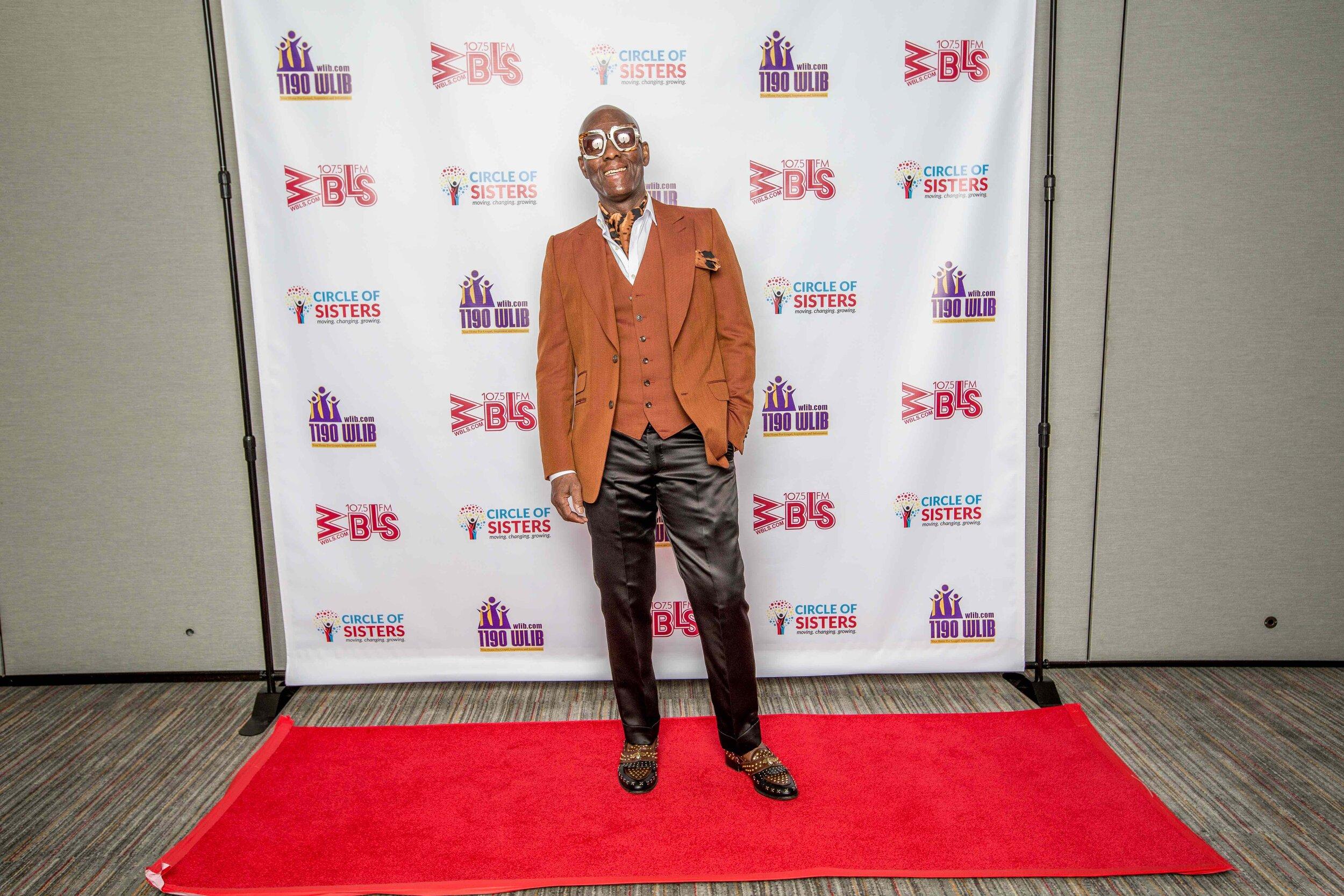 Actor and Style Icon Dapper Dan photo credit Hayden Greene