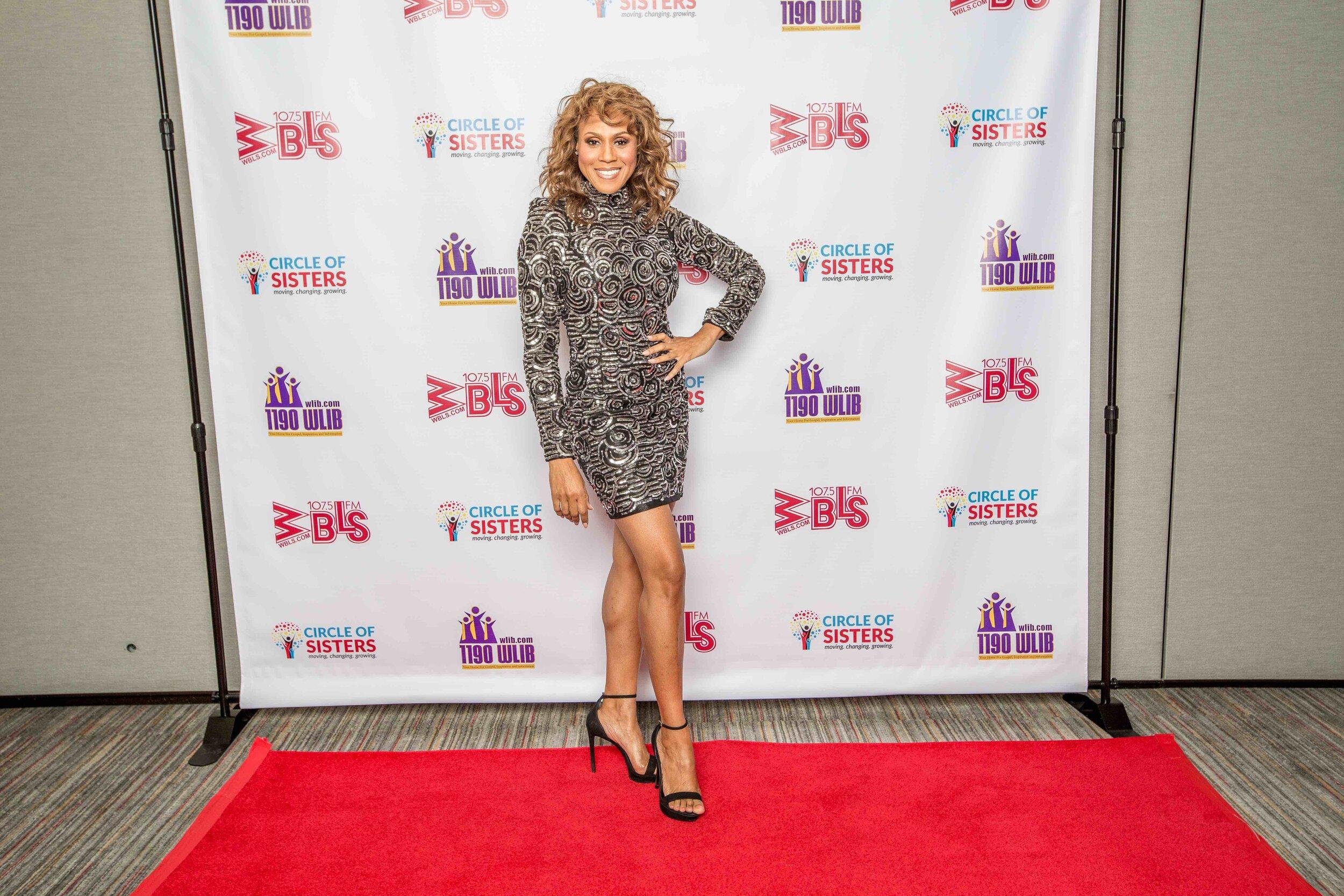Singer Debrorah Cox photo credit Haydeen Greene