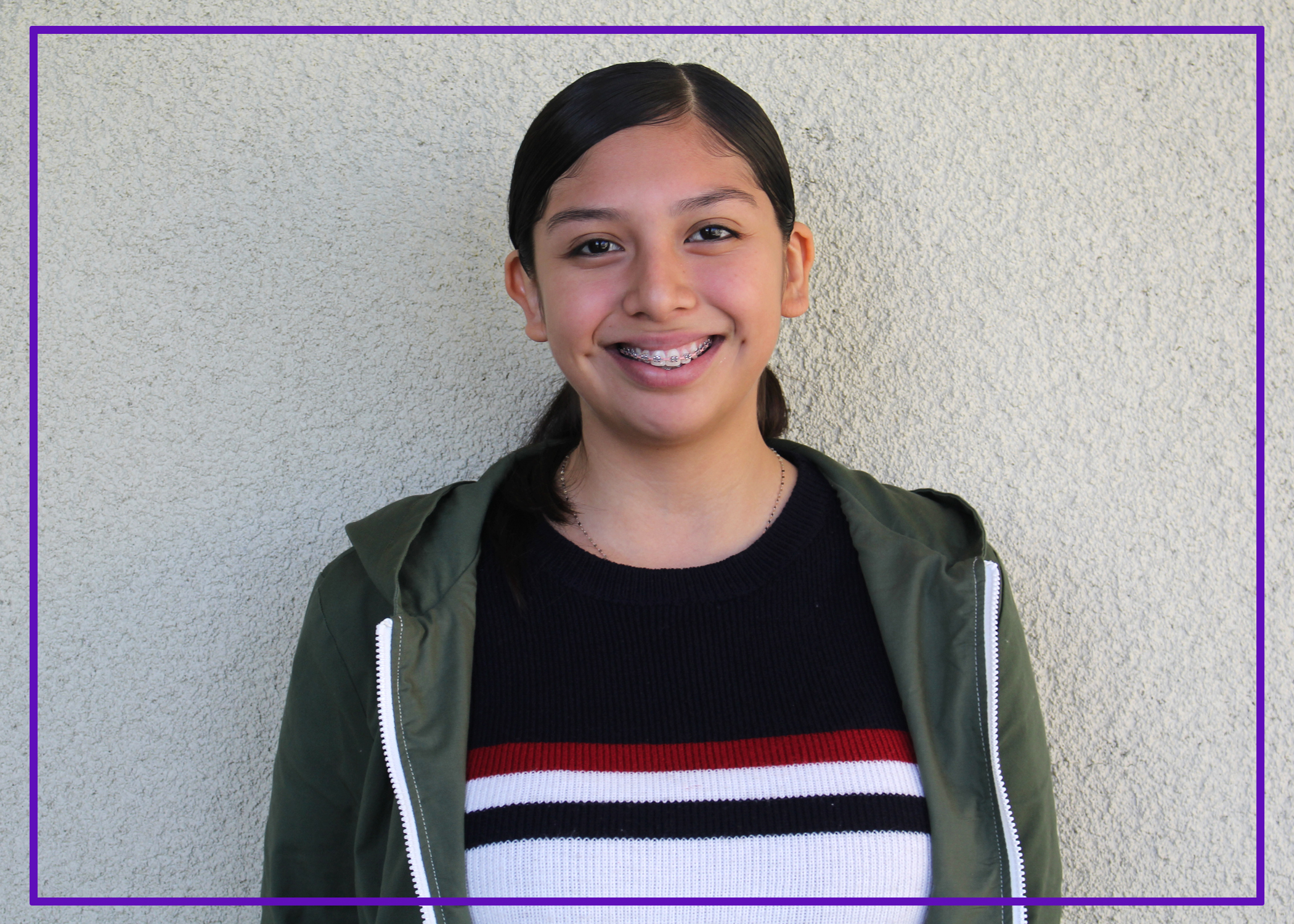 Dulce - I am apart of R.O.Y.A.L.S because I like to make a difference in our community and making the survivors feel understood and safe. Being part of R.O.Y.A.L.S is important to me because it is a way to show who I am and how I want our community to change.