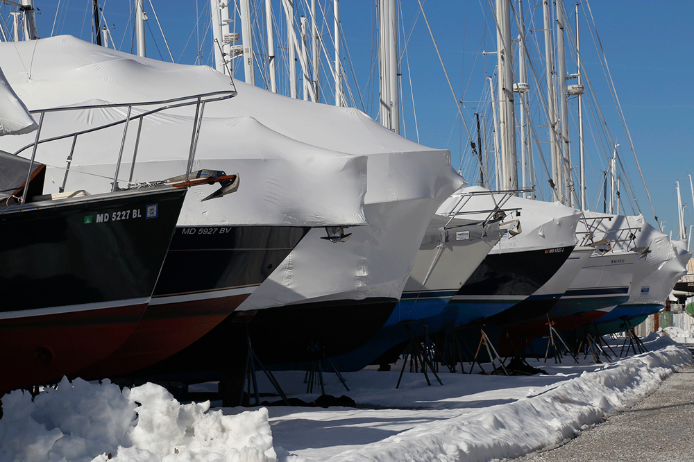 Reasons not to buy a keelboat - owning a keelboat comes with significant ongoing costs