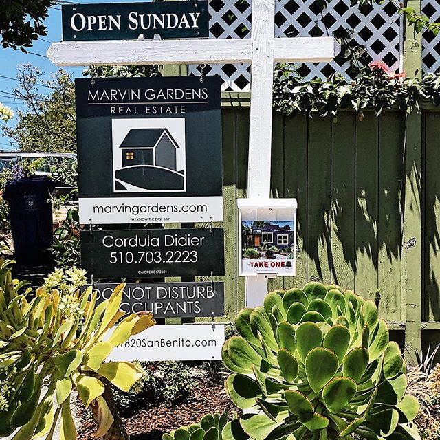 My smart and stylish new Listing on 1820 San Benito has first Sunday Open House tomorrow, 6/23 2-4:30. Come and stop by! #commutersdream #richmondannex