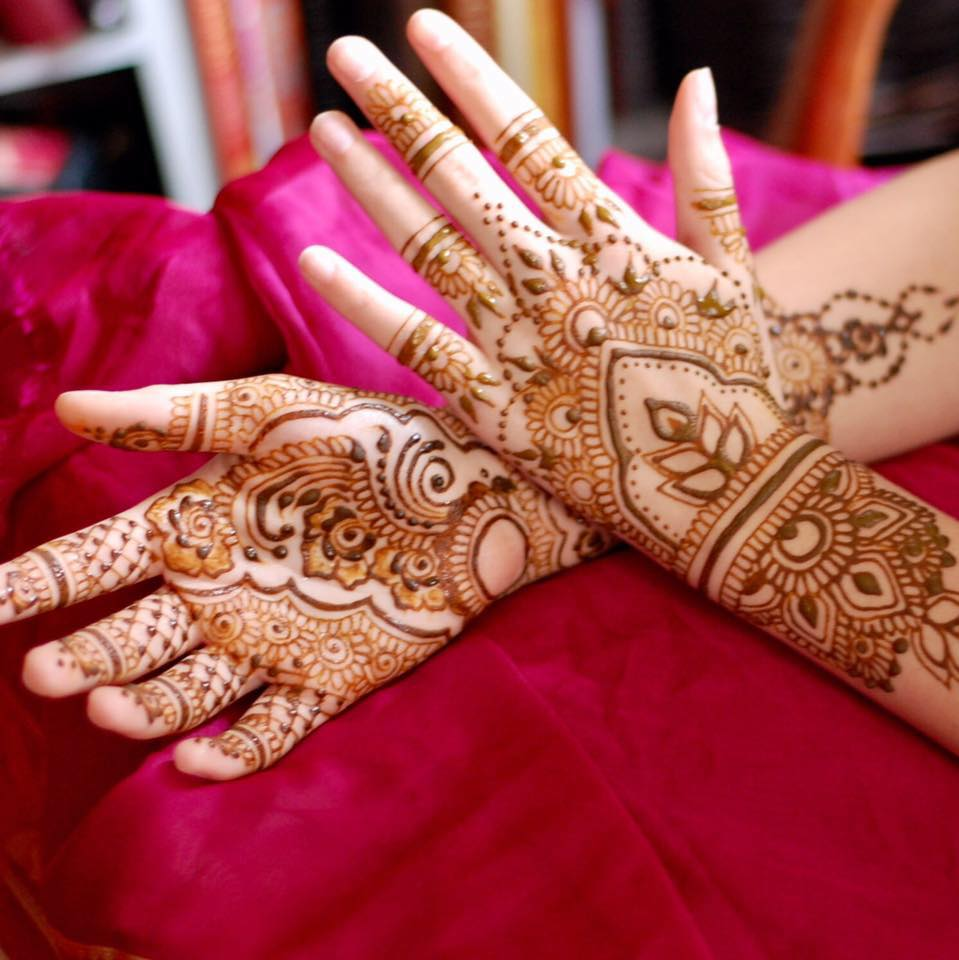 The Henna Lady
