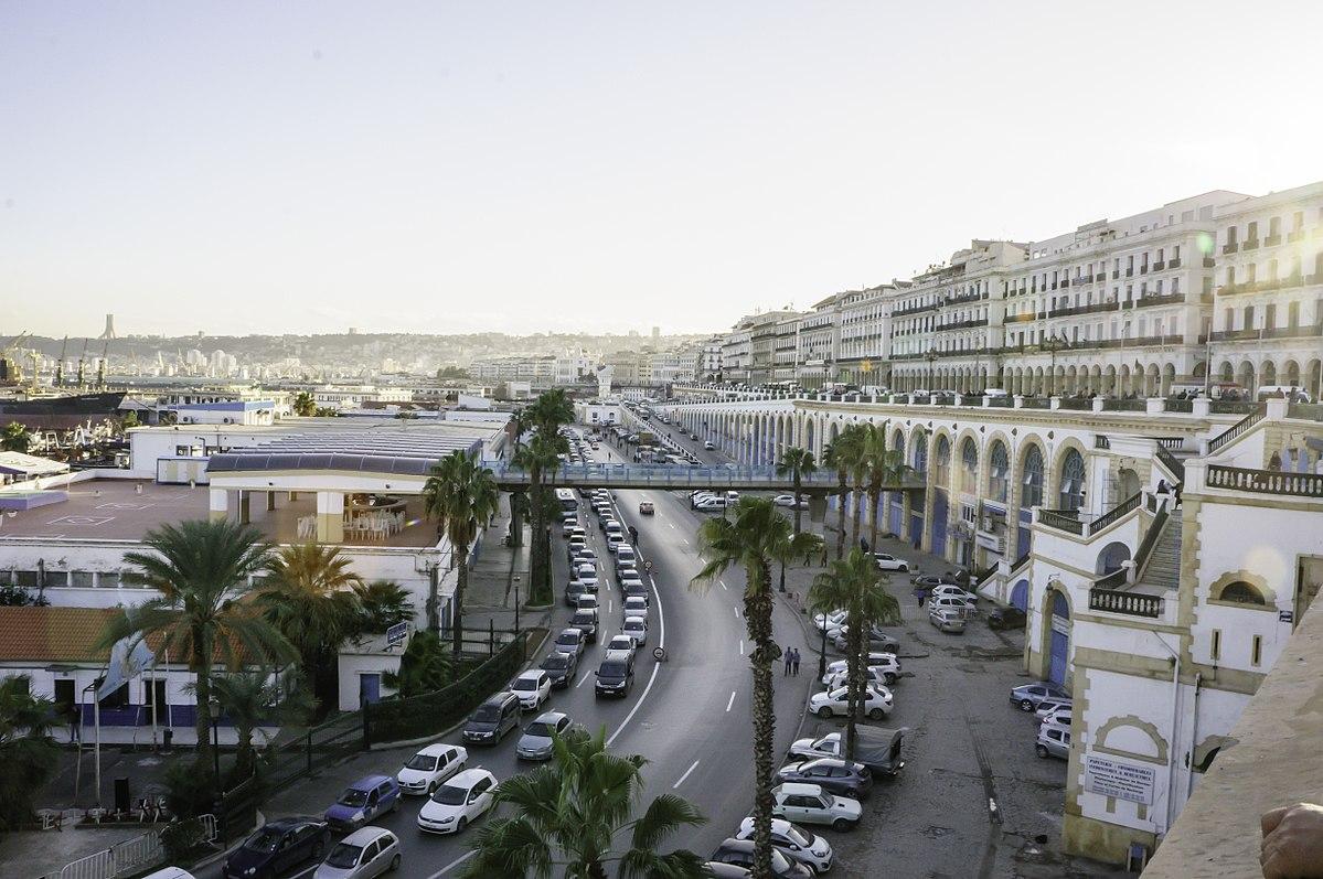 Alger - 05 lot Ben Hadadi SaidCheragaAlger, Algeria(+213) 561 660 721