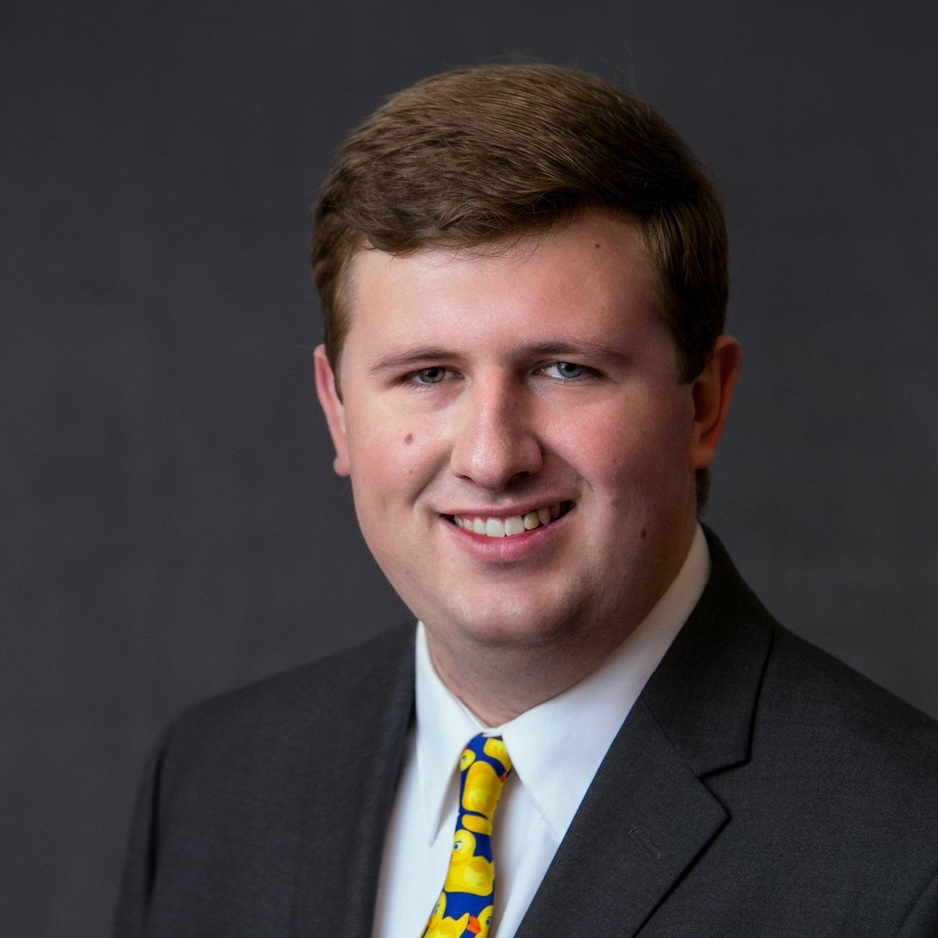 Ethan Jenkins - Audio Tech Coordinator