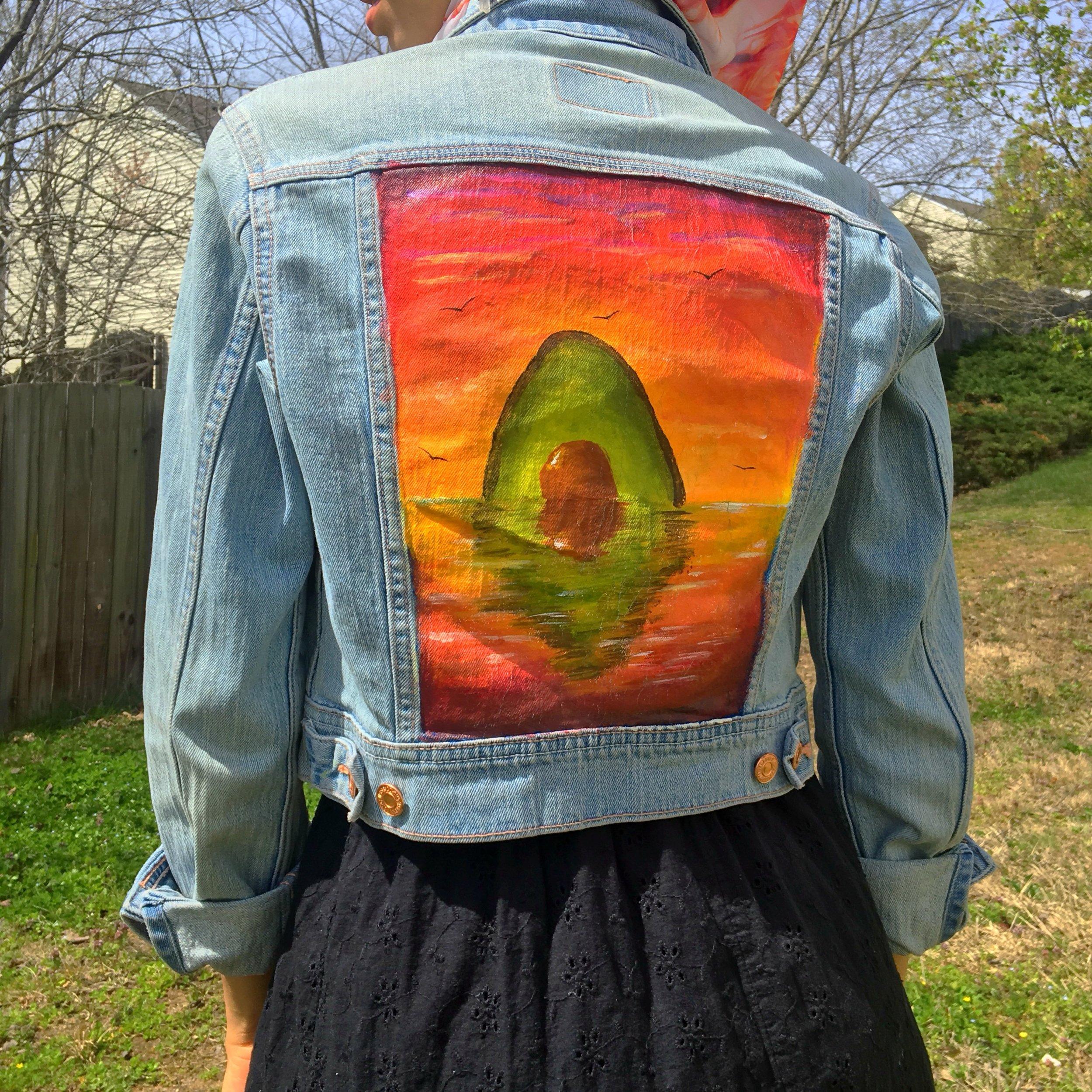 Avocado Jacket