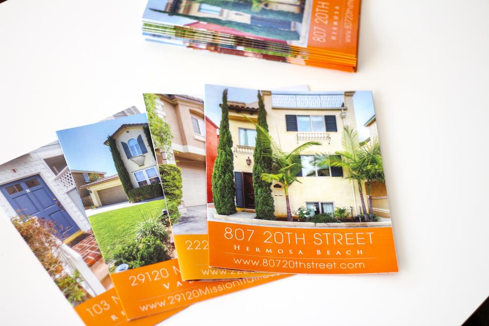 Brochures & Postcards -