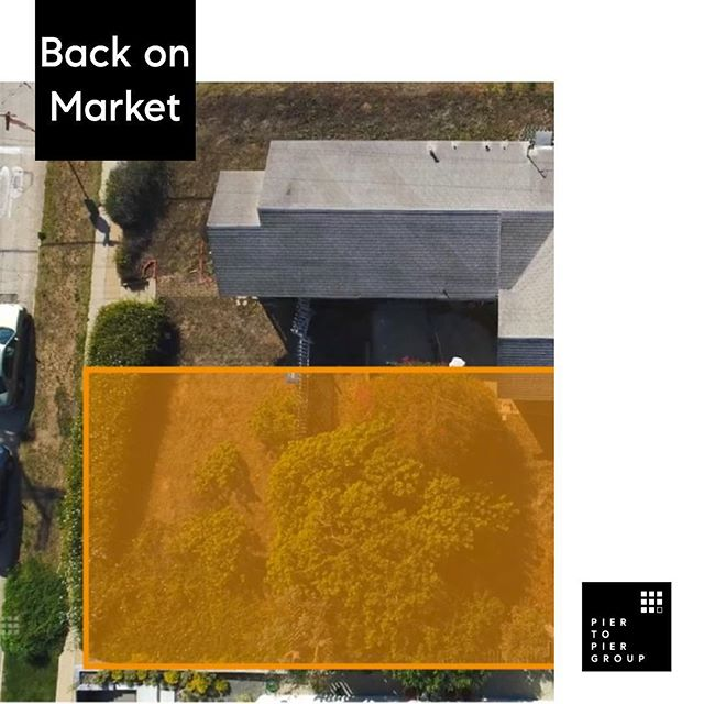 BACK ON THE MARKET: 701 Longfellow Avenue, #HermosaBeach  This 35x100 foot lot is packed with potential with ocean view and is in one of the best neighborhoods in Hermosa Valley. (Click link in bio, then select Properties for more info)