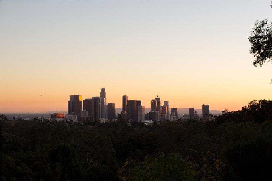 DowntownLA - California