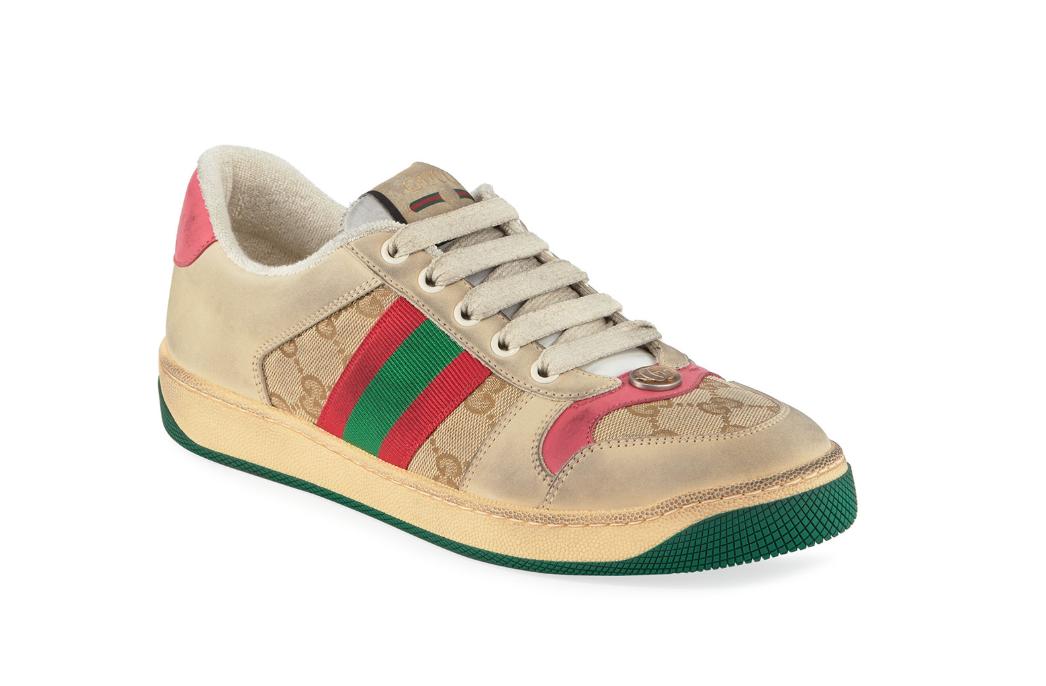 Gucci Screener Sneakers $870