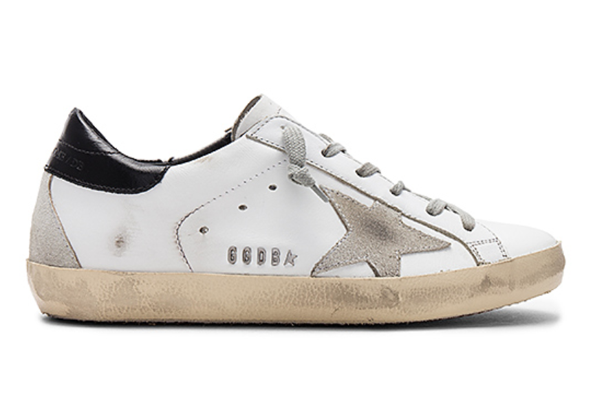 Golden Goose Superstar Sneakers $500