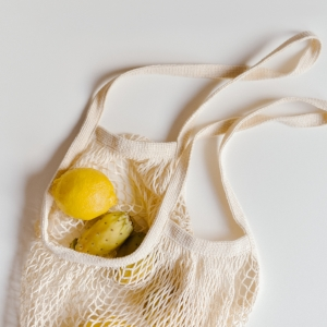 3. Nix plastic bags - a) plastic grocery bagsb) plastic produce bagsUse reusable bags for groceries. Use smaller mesh bags for produce. If your shopping is done for you, communicate a game plan with your provisioner.While the United States hasn't joined the ranks of 59 countries who've banned plastic bags (hello neighbors Antigua and Barbuda, Haiti, Bahamas!), many American cities (plus Hawaii and California) have instituted local bans. Virgin Islands Clean Coasts is helping local businesses change their routines and break their reliance single-use plastics!