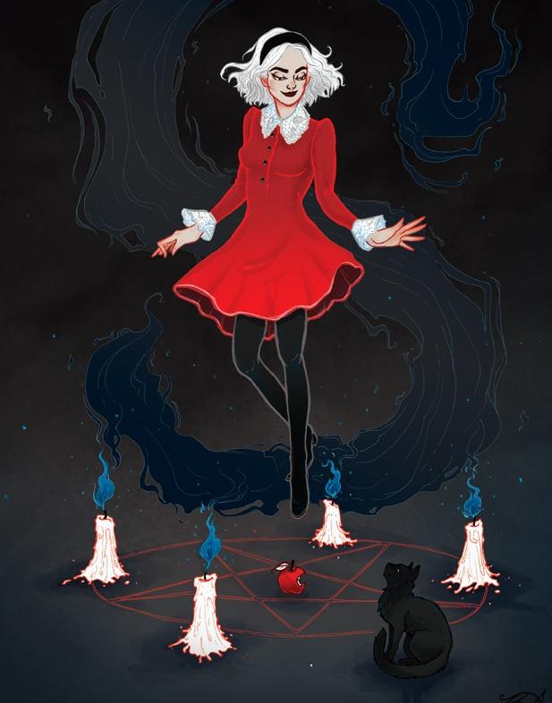 Brit Austin Illustration
