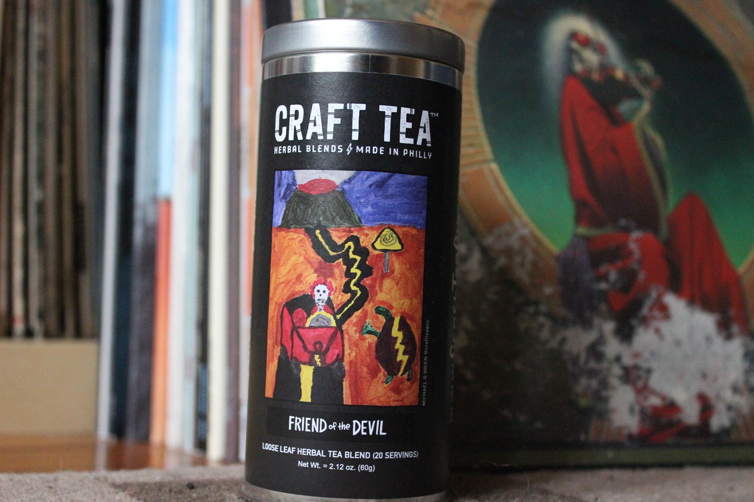 Craft Tea
