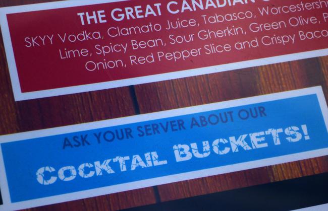cocktail bickets