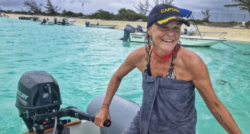 wet captain