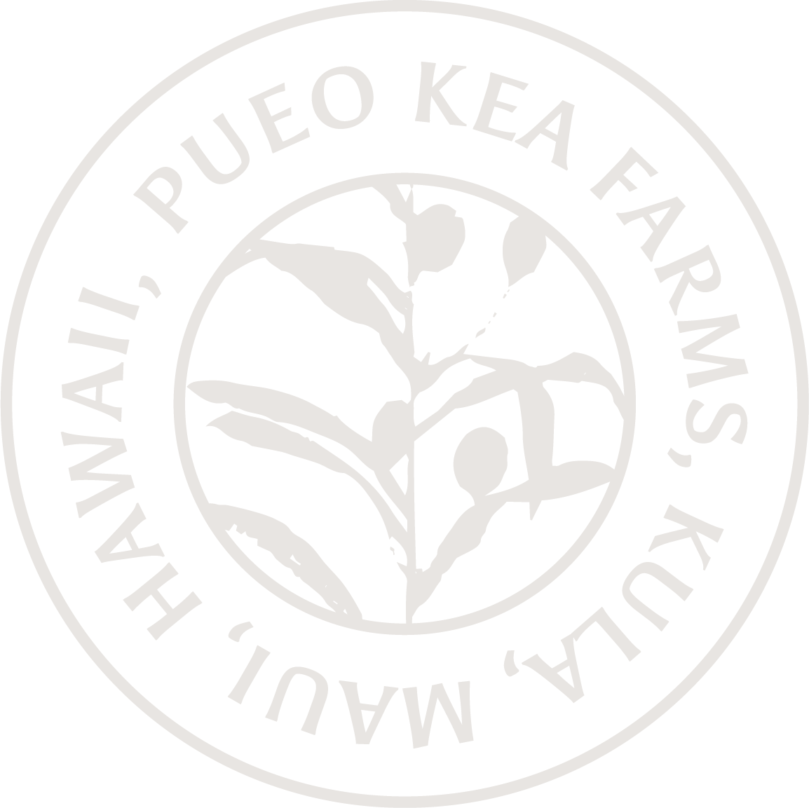 PUEOKEA Farms, Badge Design