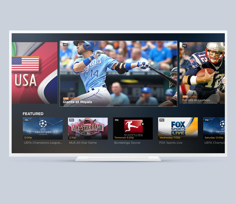 FOX Sports GO — David Feldstein