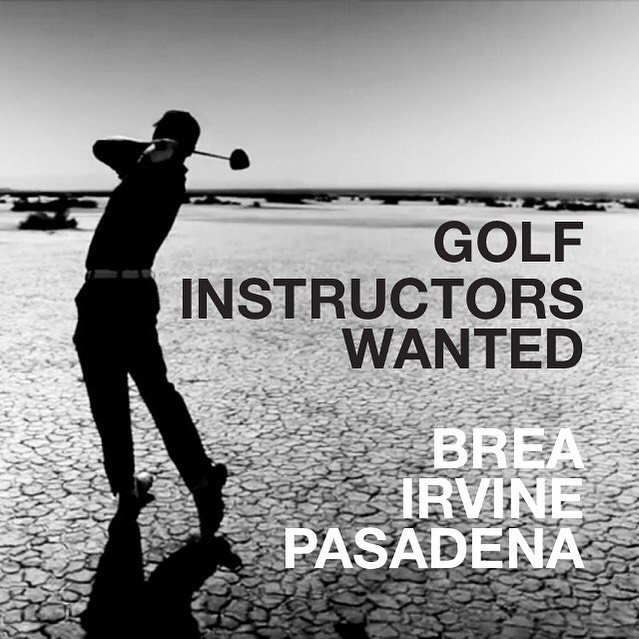 You will learn to become an elite golf instructor, well versed in golf biomechanics and physics of ball striking. We are looking for passionate and dedicated people to join our team of instructors who have a burning desire to help everyday golfers reach their highest potential in golf performance. Serious and qualified applicants only please. Must be able to produce tour quality contact and willing to learn and be certified in the Golf Code 360 BEST Method. Must live a reasonable drive distance from a location. BIOMECHANICALLY EFFICIENT SWING TECHNIQUE #golf #golfer #golfing #golfcourse #golfcode360 #golfcode360studio #golfgirl #thankful #thinking #big #dream #big #nevergiveup #orange #county #southern #california #losangeles #instagram #instagood #instadaily #instalike #success #succeed #successful #biomechanics