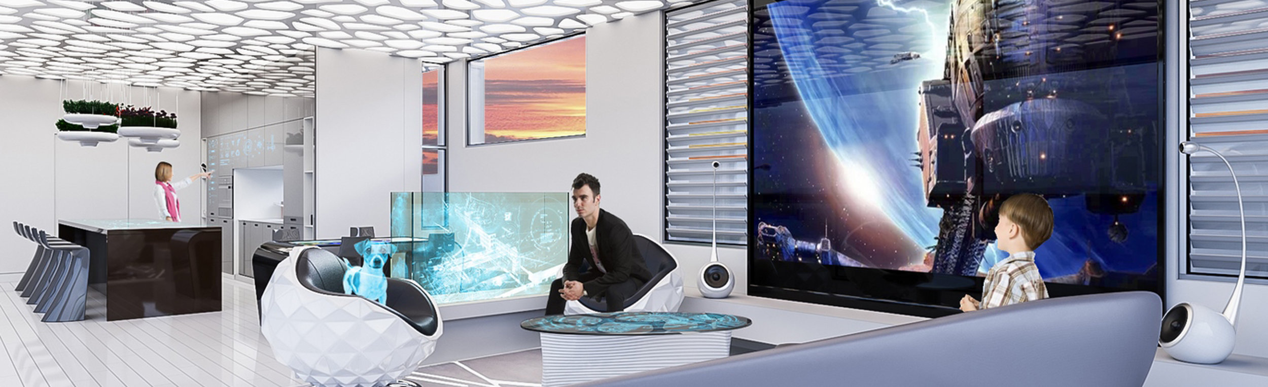 House of the Future — Beyond 2040 -