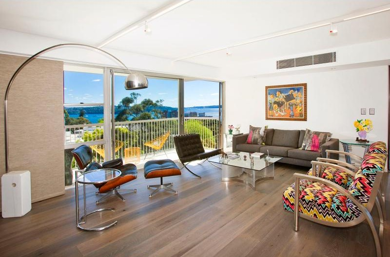 Darling Point Apartment -