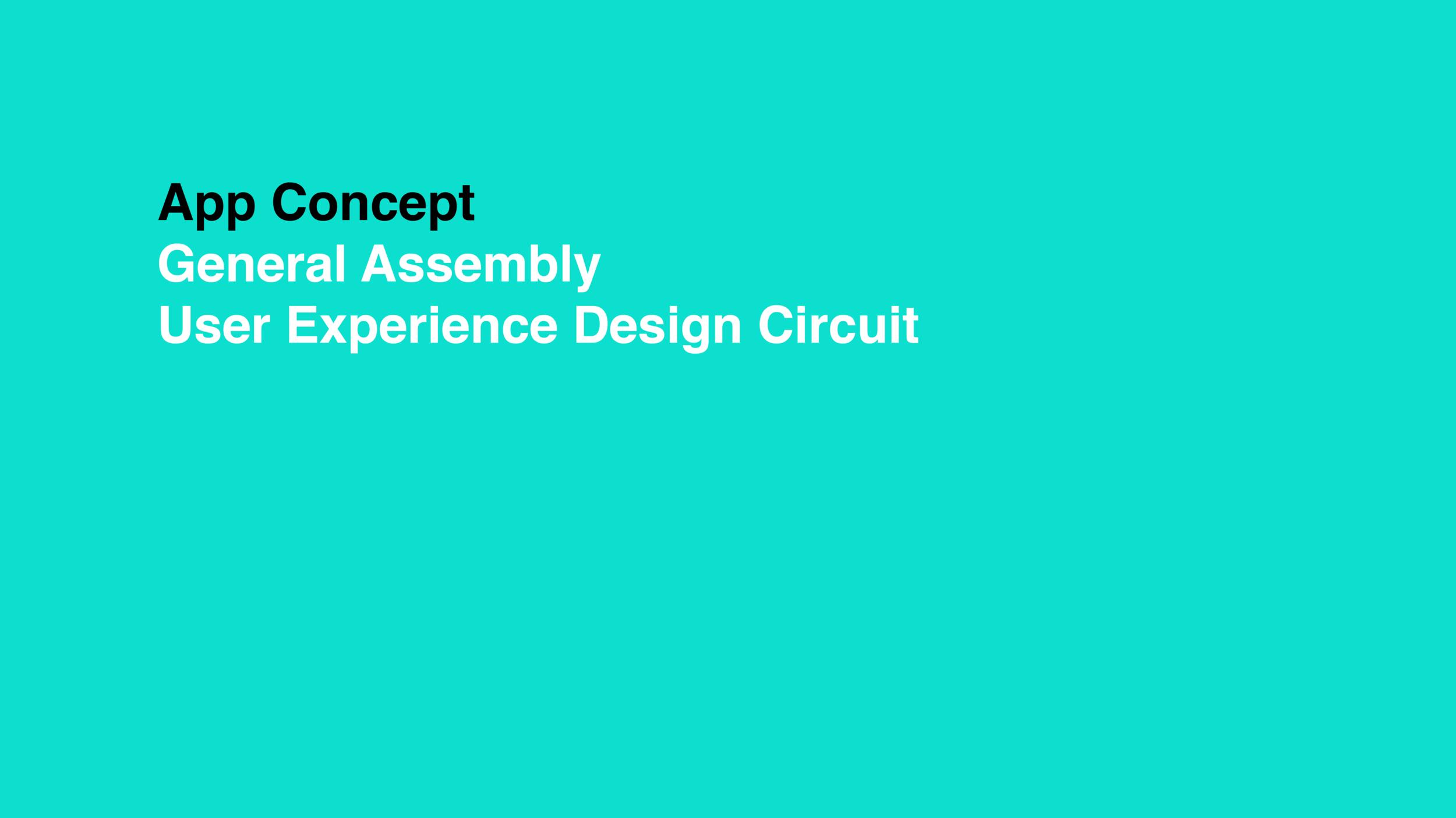 Ux Design Concept Glenann Godden