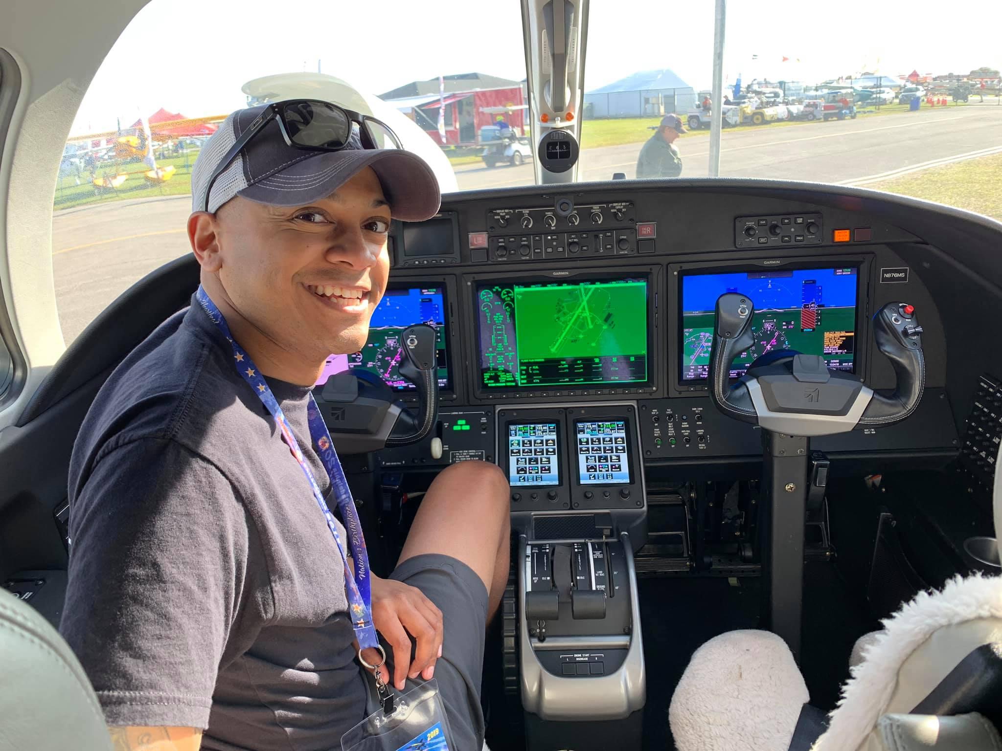 Season 1 Episode 1: Derek Vento, My Passion for Aviation  Derek Vento  The voice behind the pod! Derek Vento!