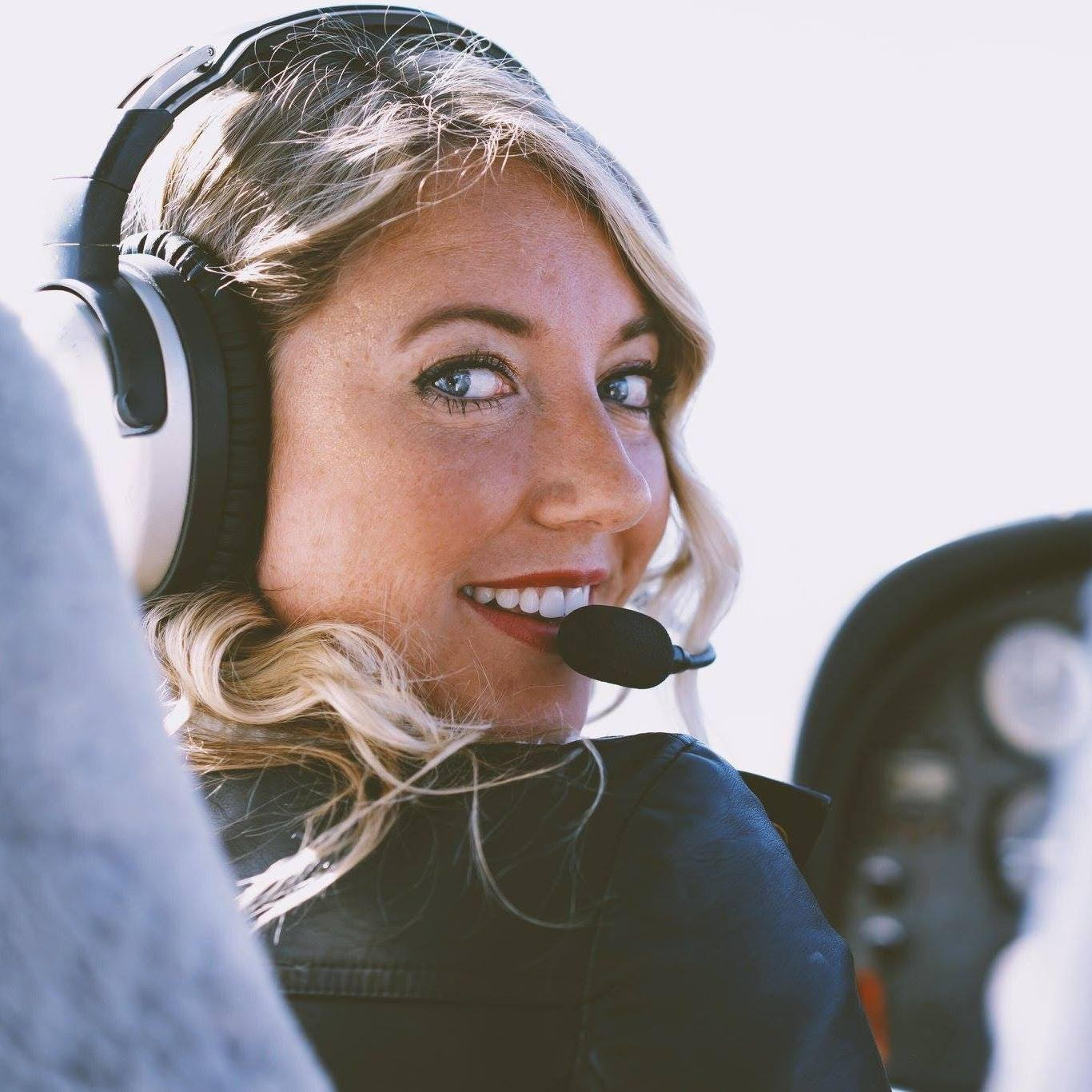 "Season 1 Episode 15: The Savy Traveler, Chasing Dreams  Savannah Raskey  In our season finale, Savannah aka The Savy Traveler. Savannah is a private pilot, service member of the air national guard, and volunteer for Pilots n Paws. She's on a mission...to ensure people value their worth, and meet life's number one goal...be happy and always be yourself.  ""The only thing that stands between you and your dream is the will to try and the belief that it is actually possible."""
