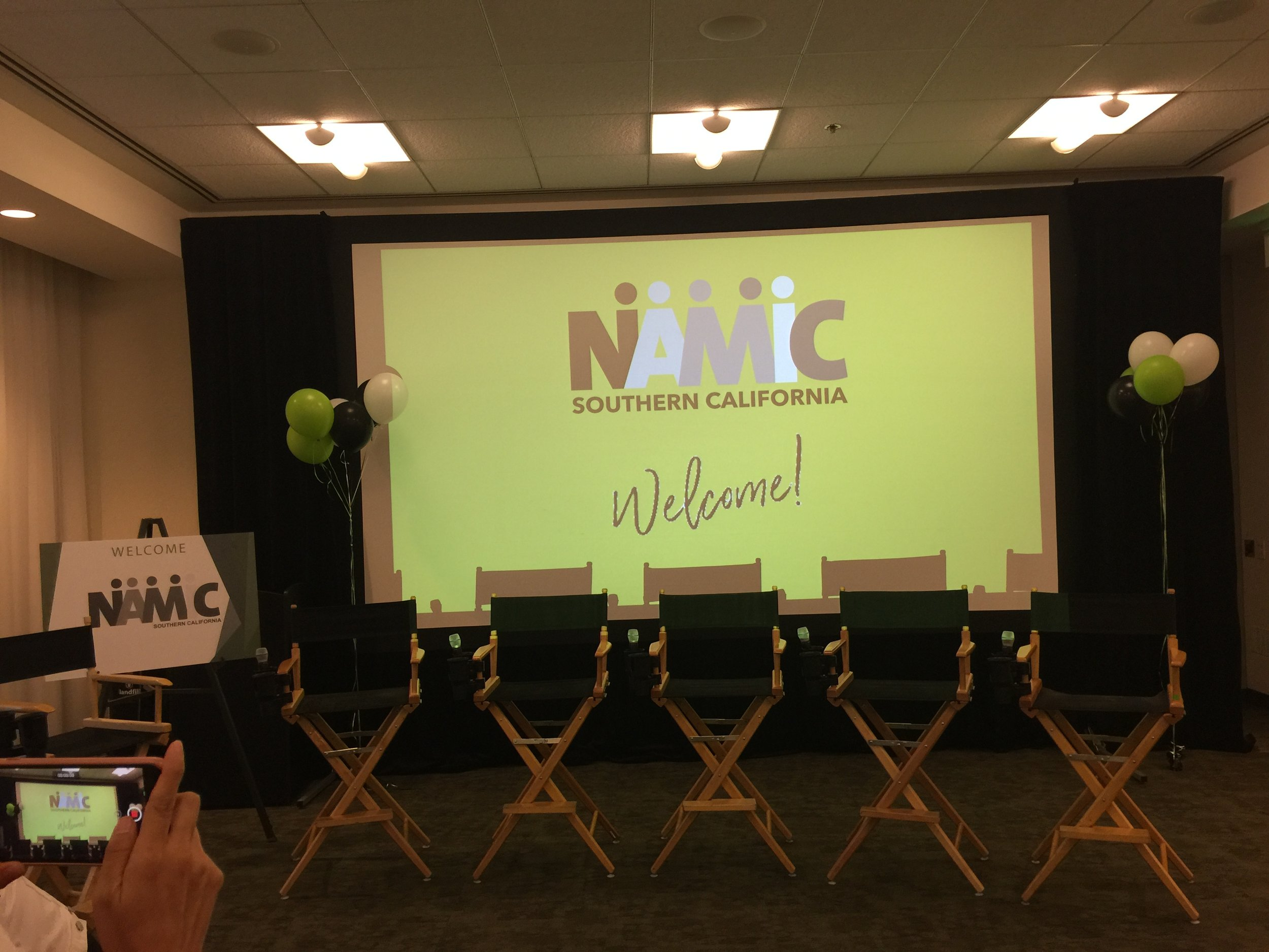 Welcome to NAMIC Southern California. Become a member!