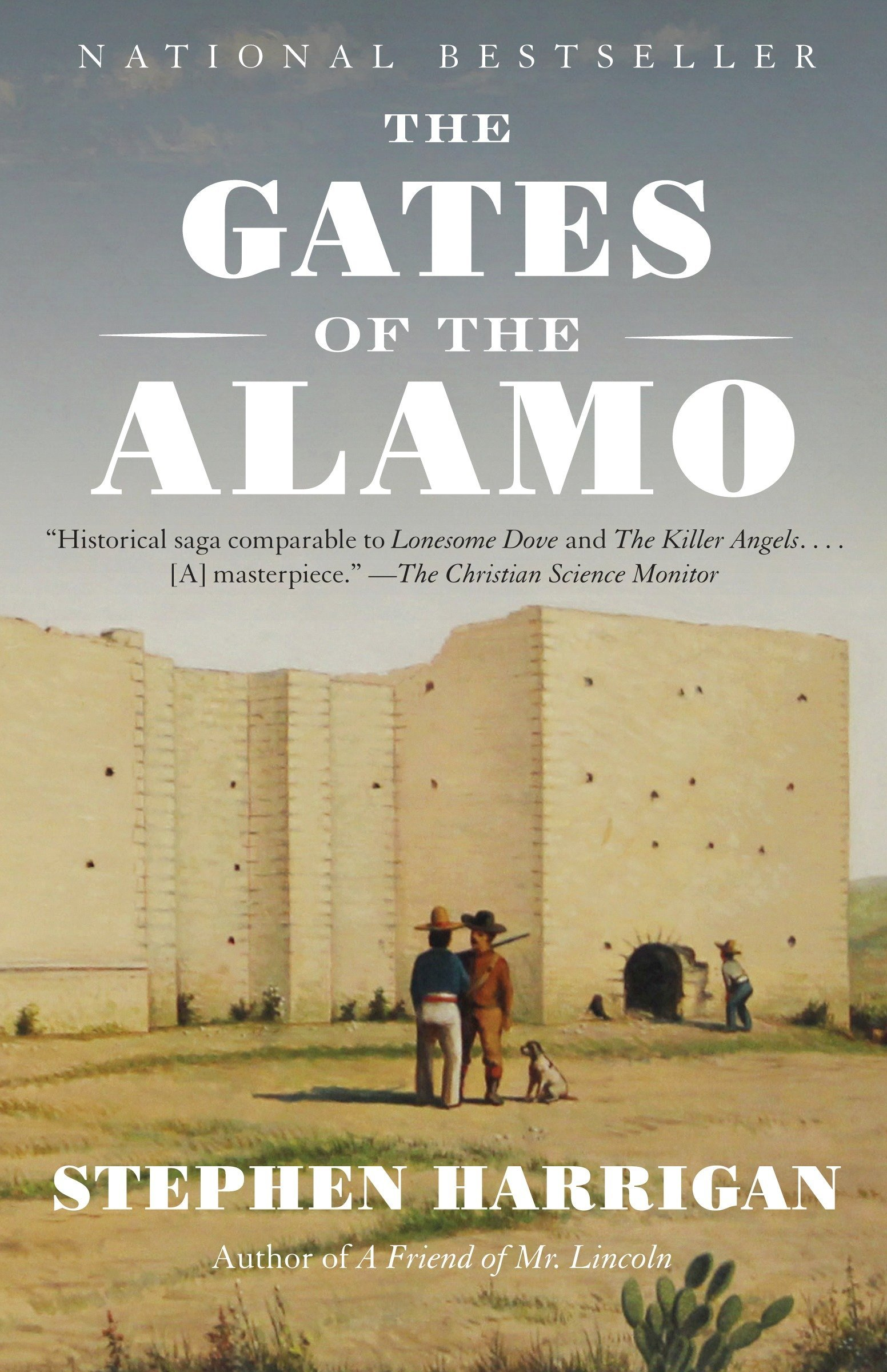 The Gates of the Alamo Cover