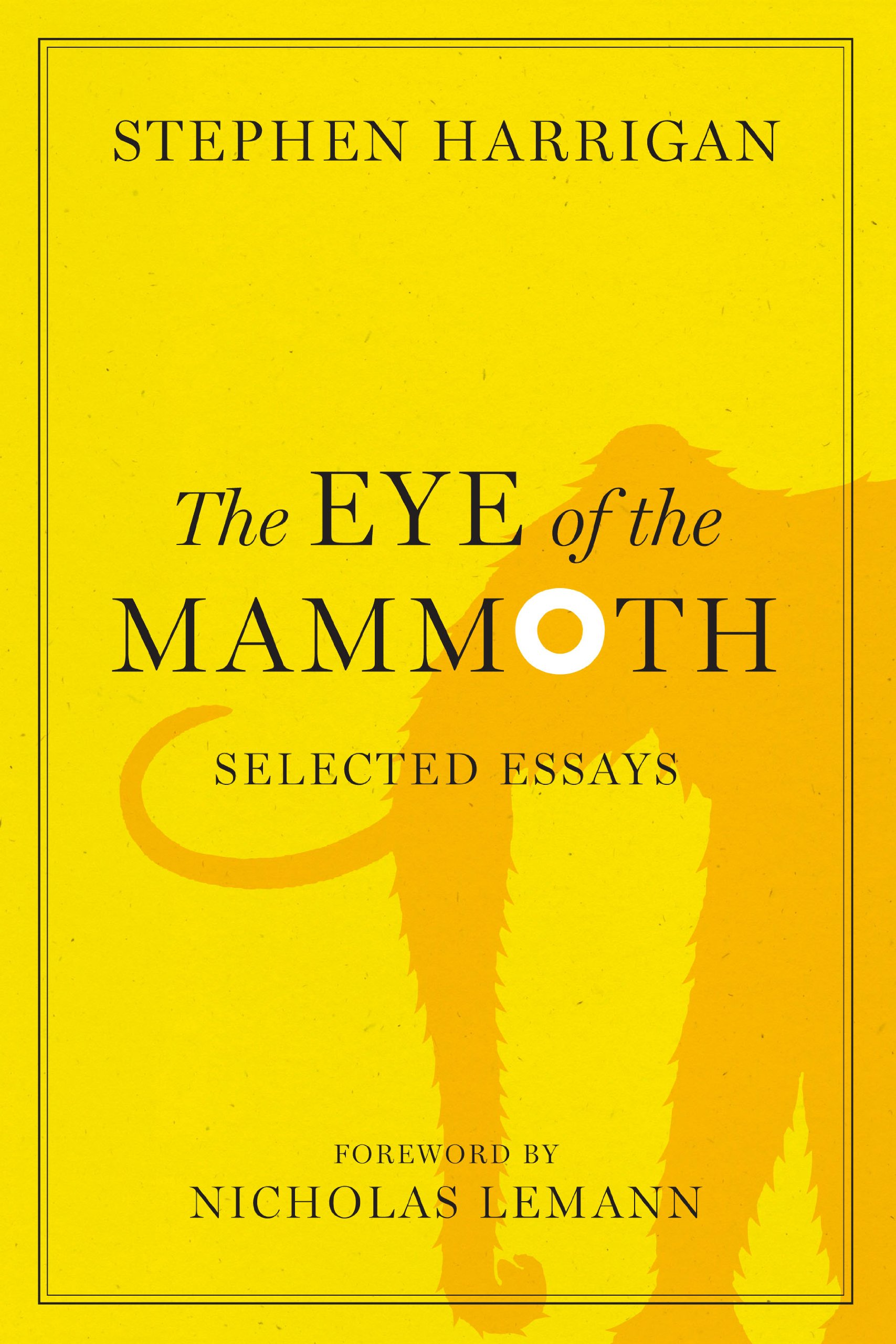 Eye of the Mammoth Cover