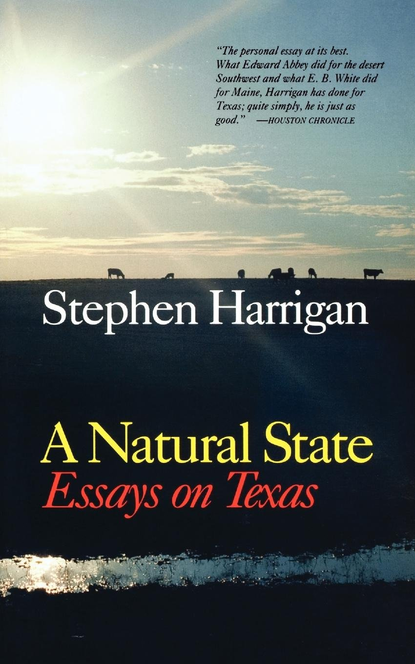 A Natural State Cover