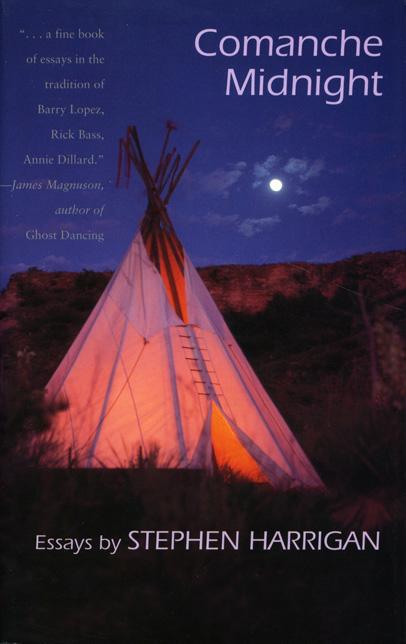 Comanche Midnight Cover