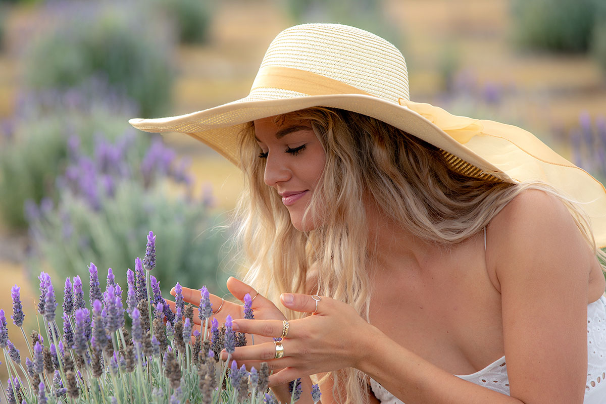 If you are stressed even reading this material, pause, take a deep breath and smell the lavender ( you need to update your OS to get the full aroma!)