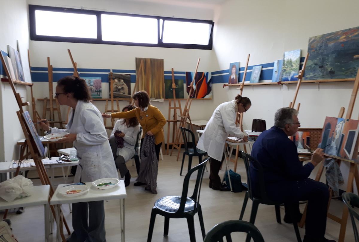 Corso    di Pittura