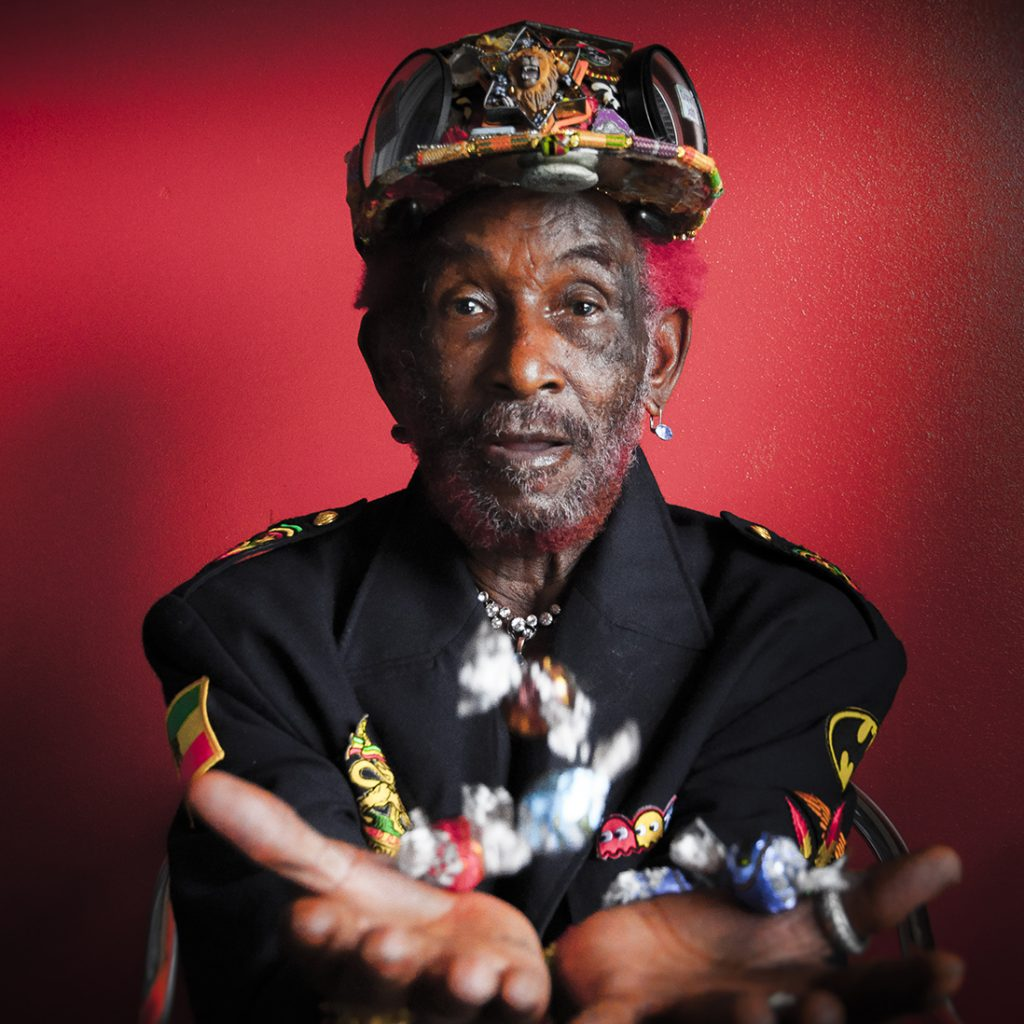 """Lee """"Scratch"""" Perry   Photo Credit:  Summerhall"""