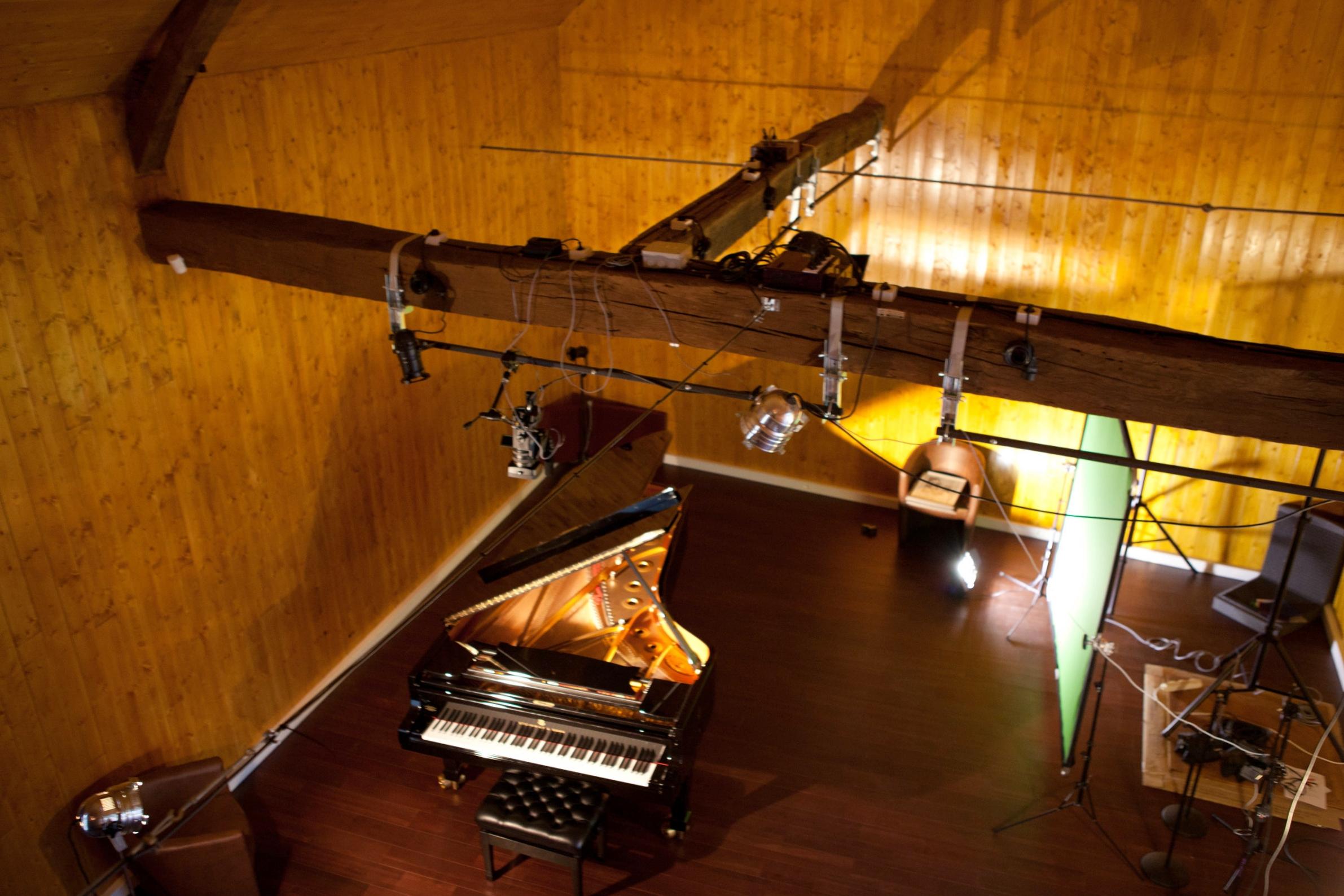 studio d'enregistrement Anatole