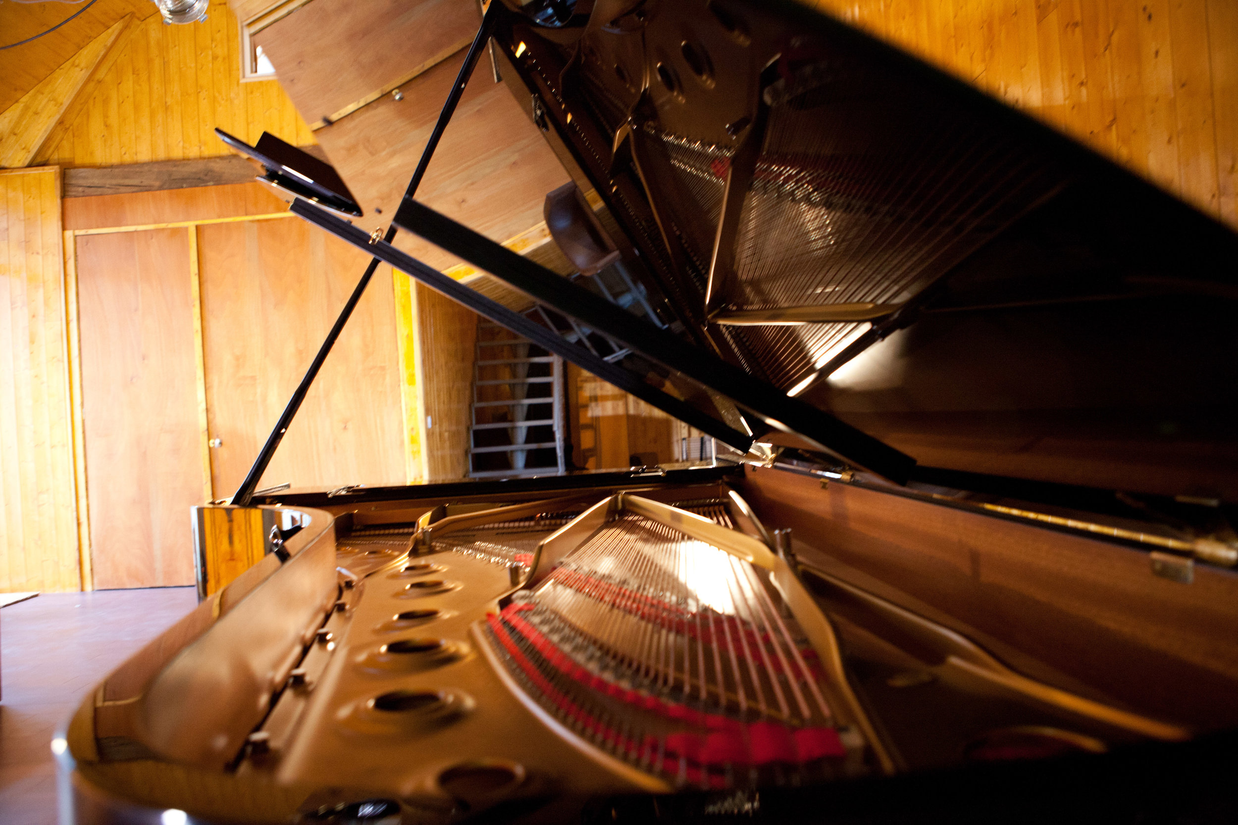 Piano Steinway & Sons Grand Concert D 274