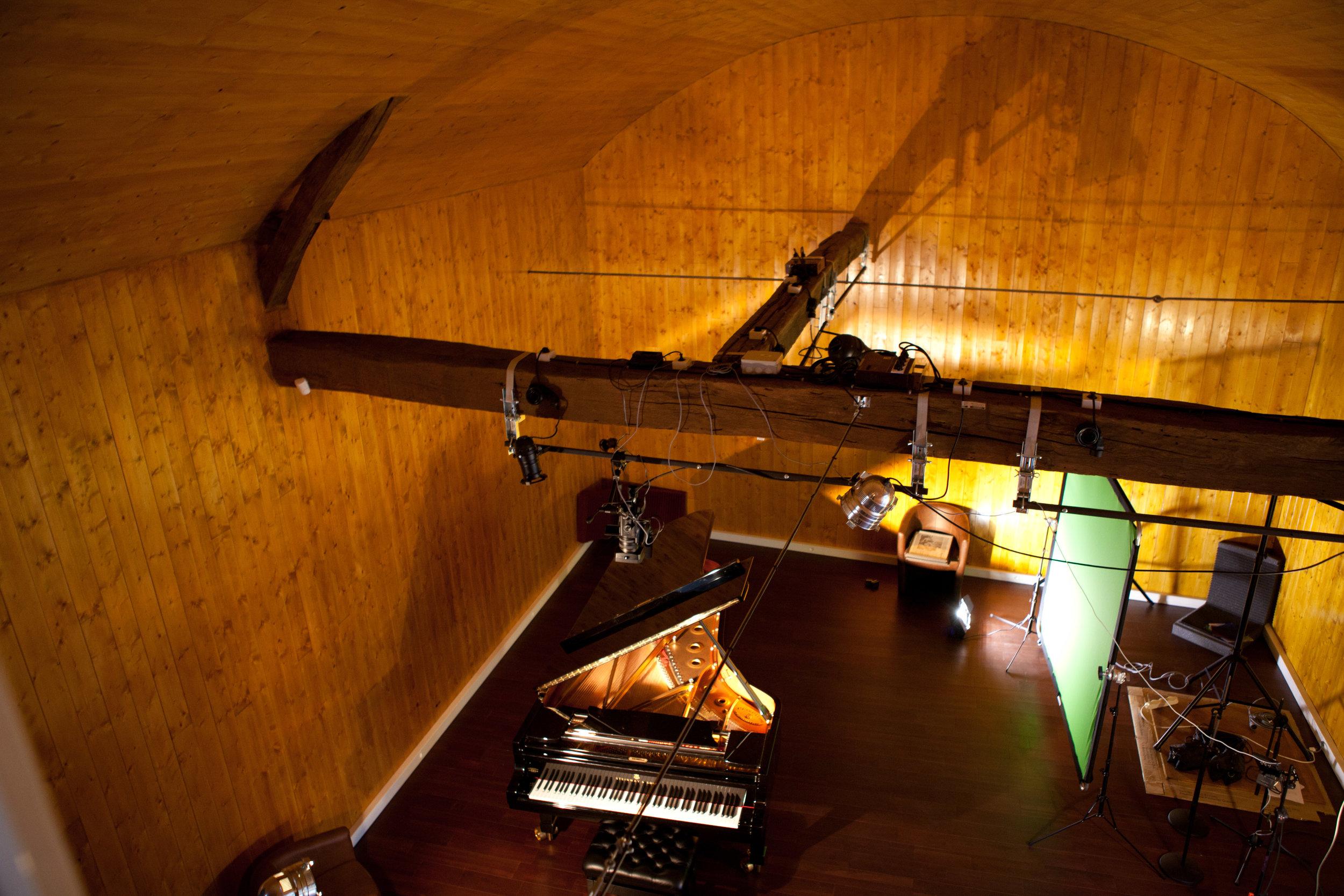 Steinway & Sons Grand Concert D 274