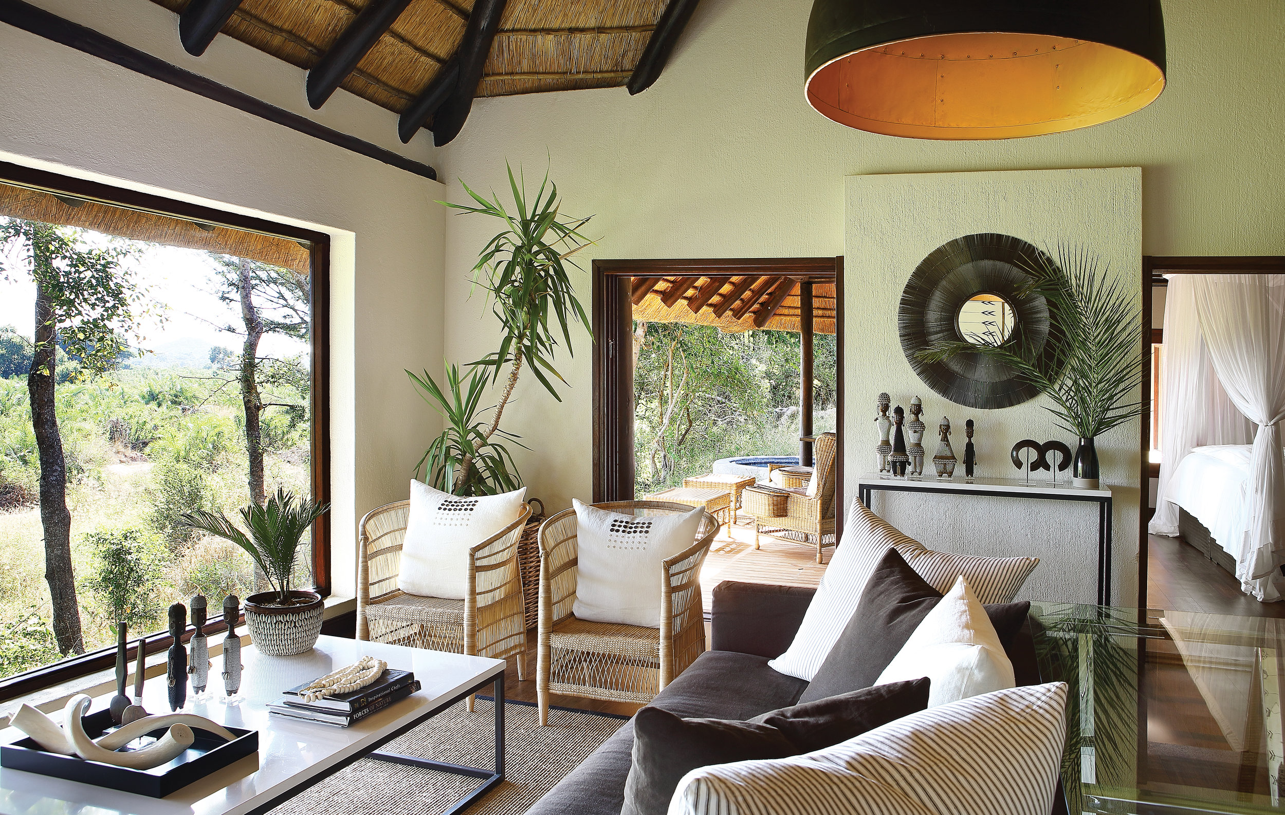 Londolozi Tree Camp - Private House 1