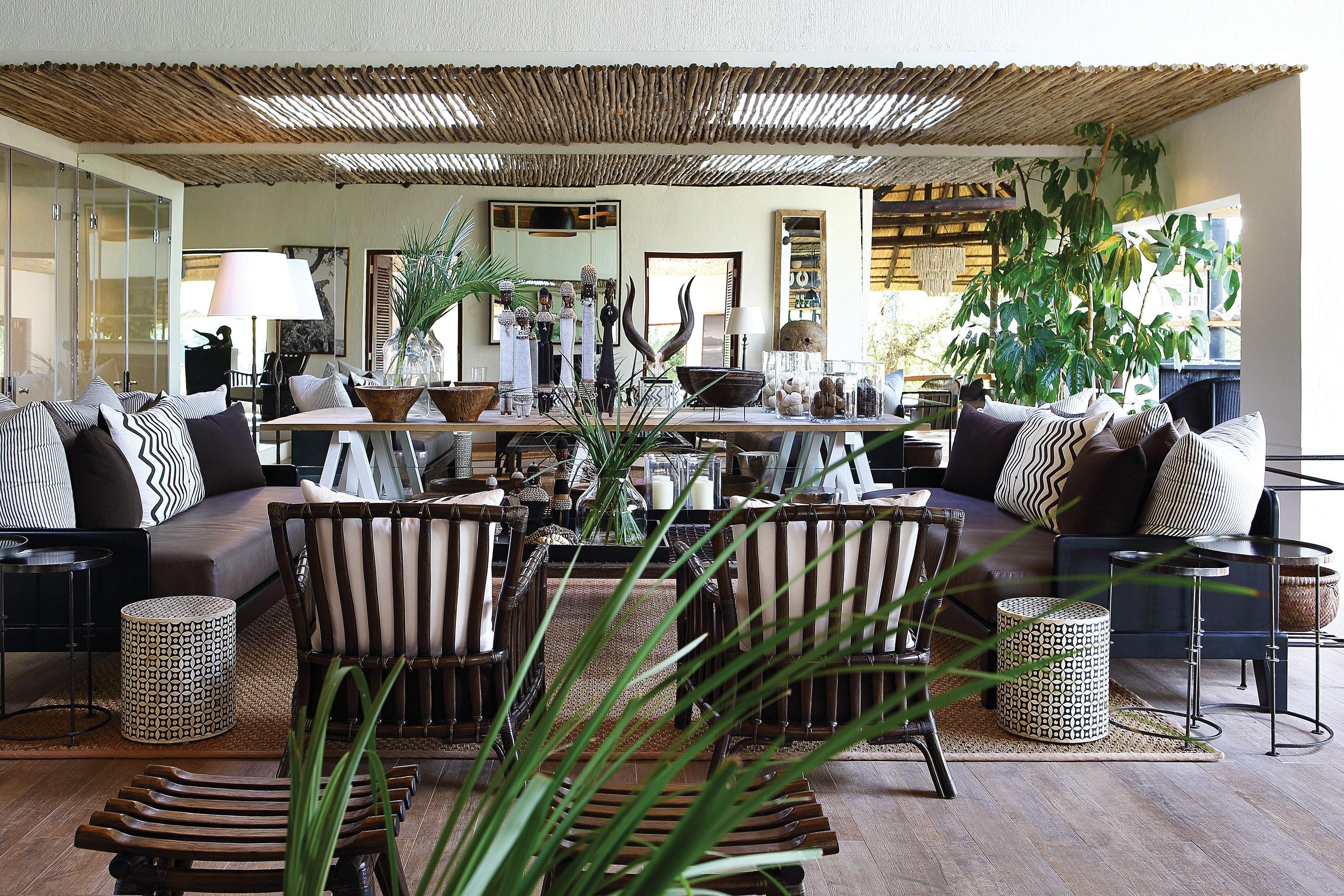 Londolozi Tree Camp - Private House 3