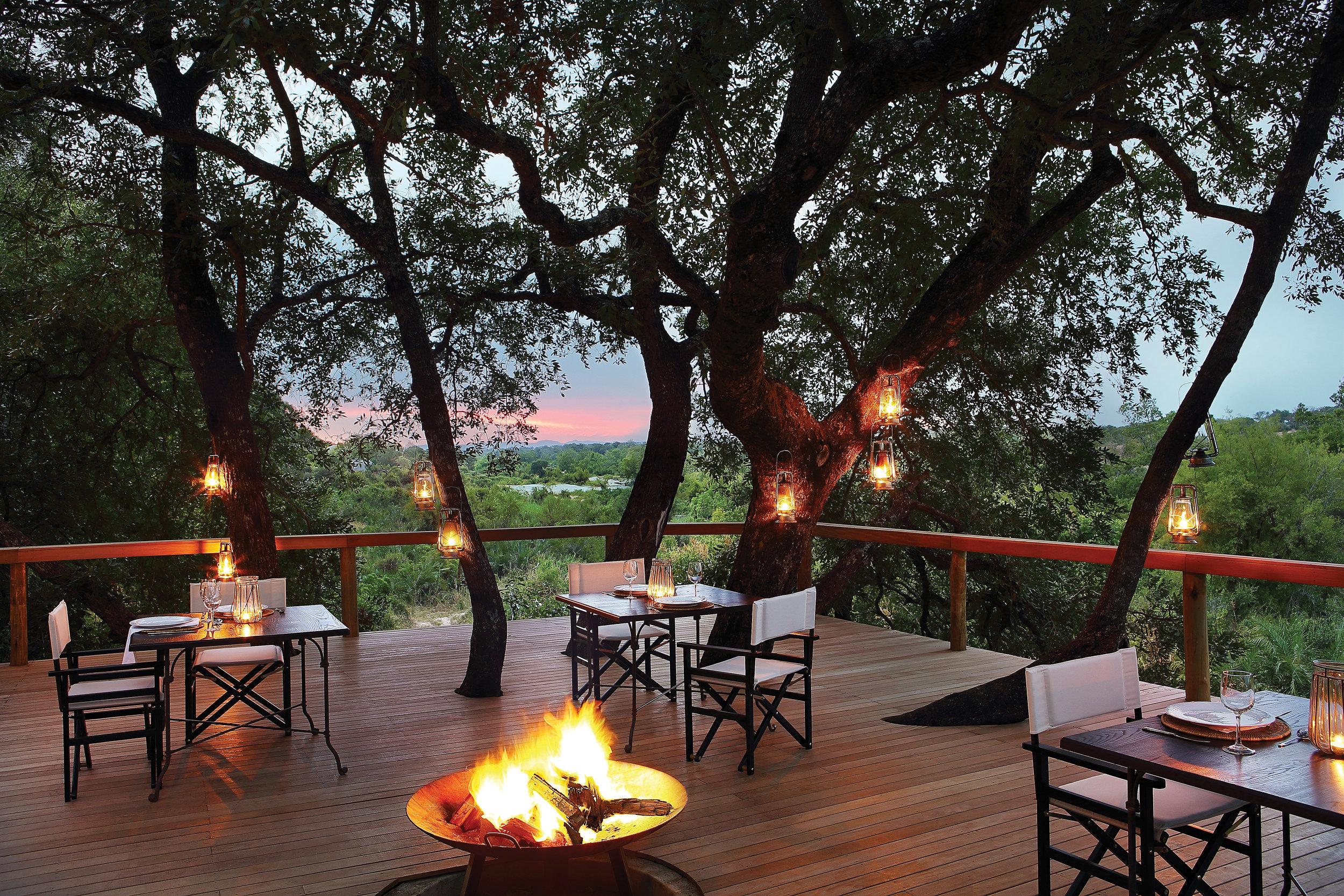 Londolozi Tree Camp - Private House 4