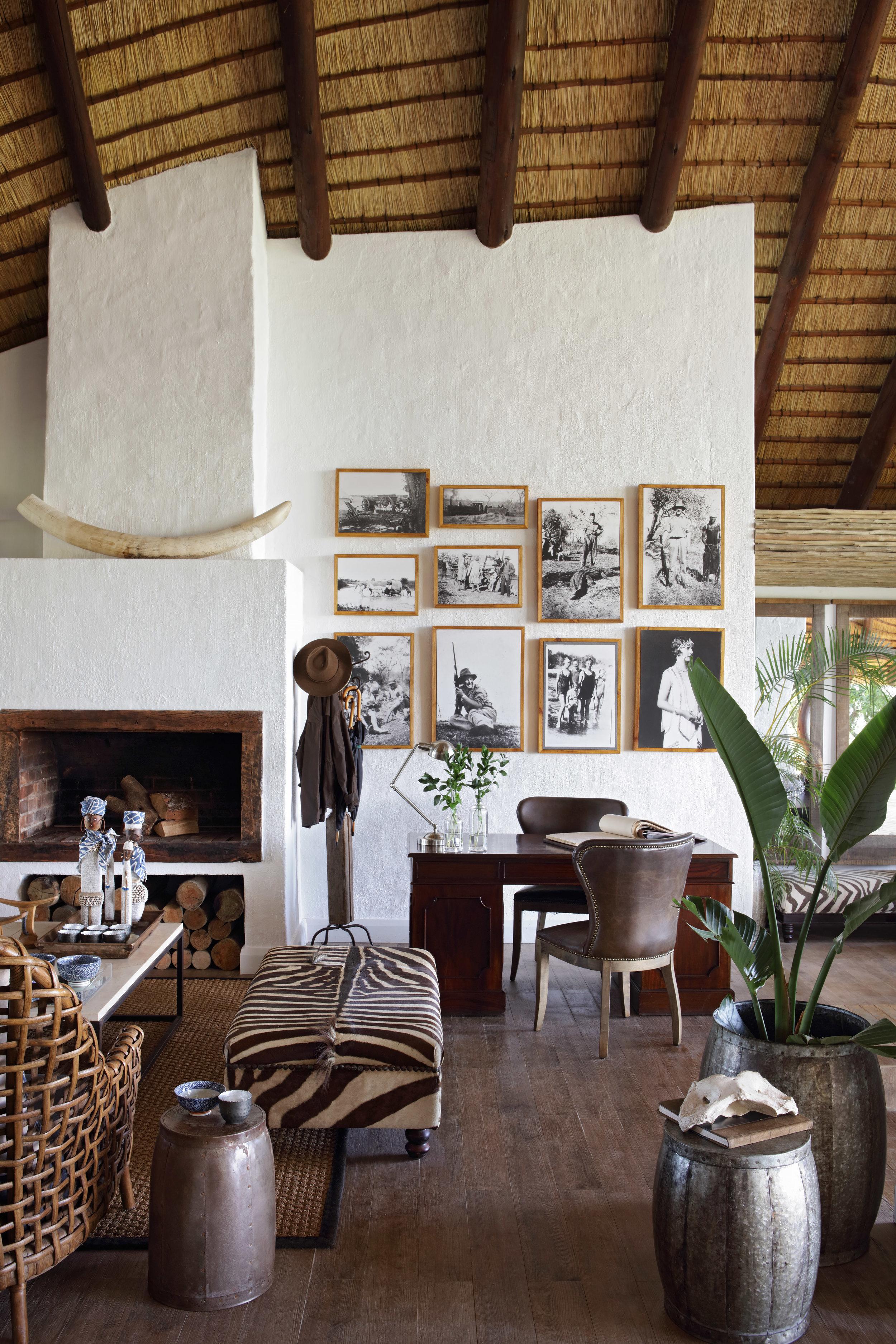 Varty Camp Londolozi - Private House 6