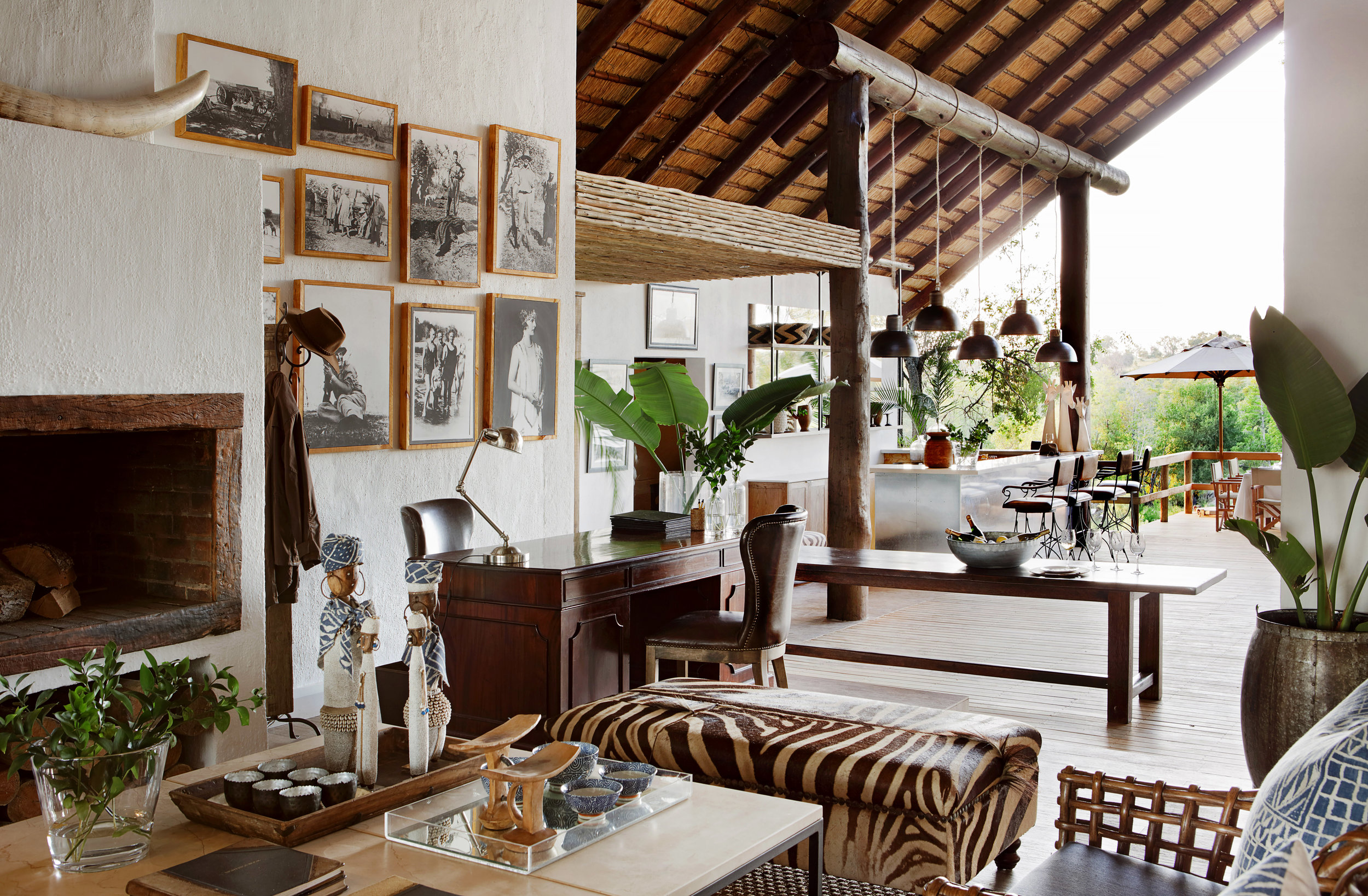 Private House - Londolozi Varty Camp