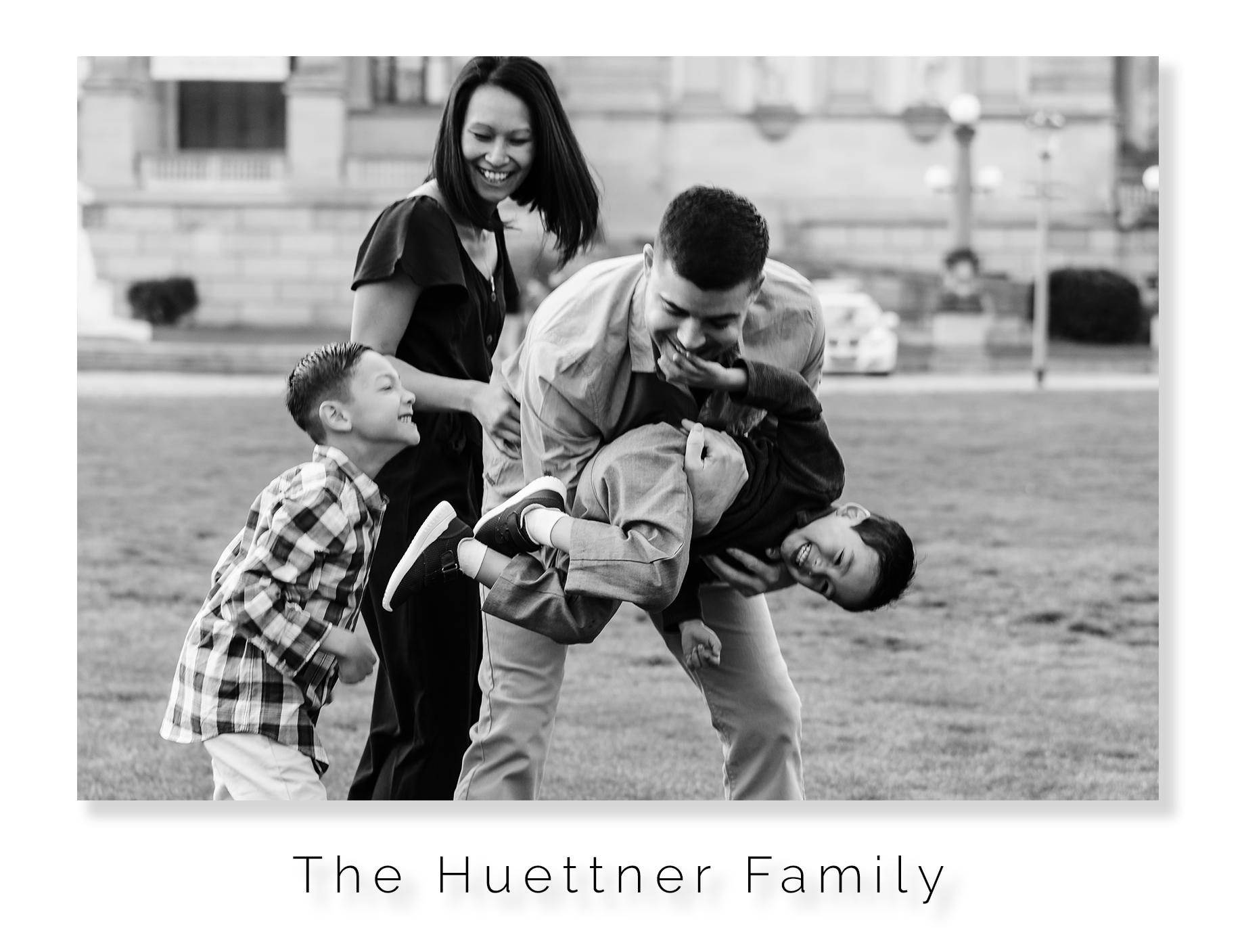 Huettner Family